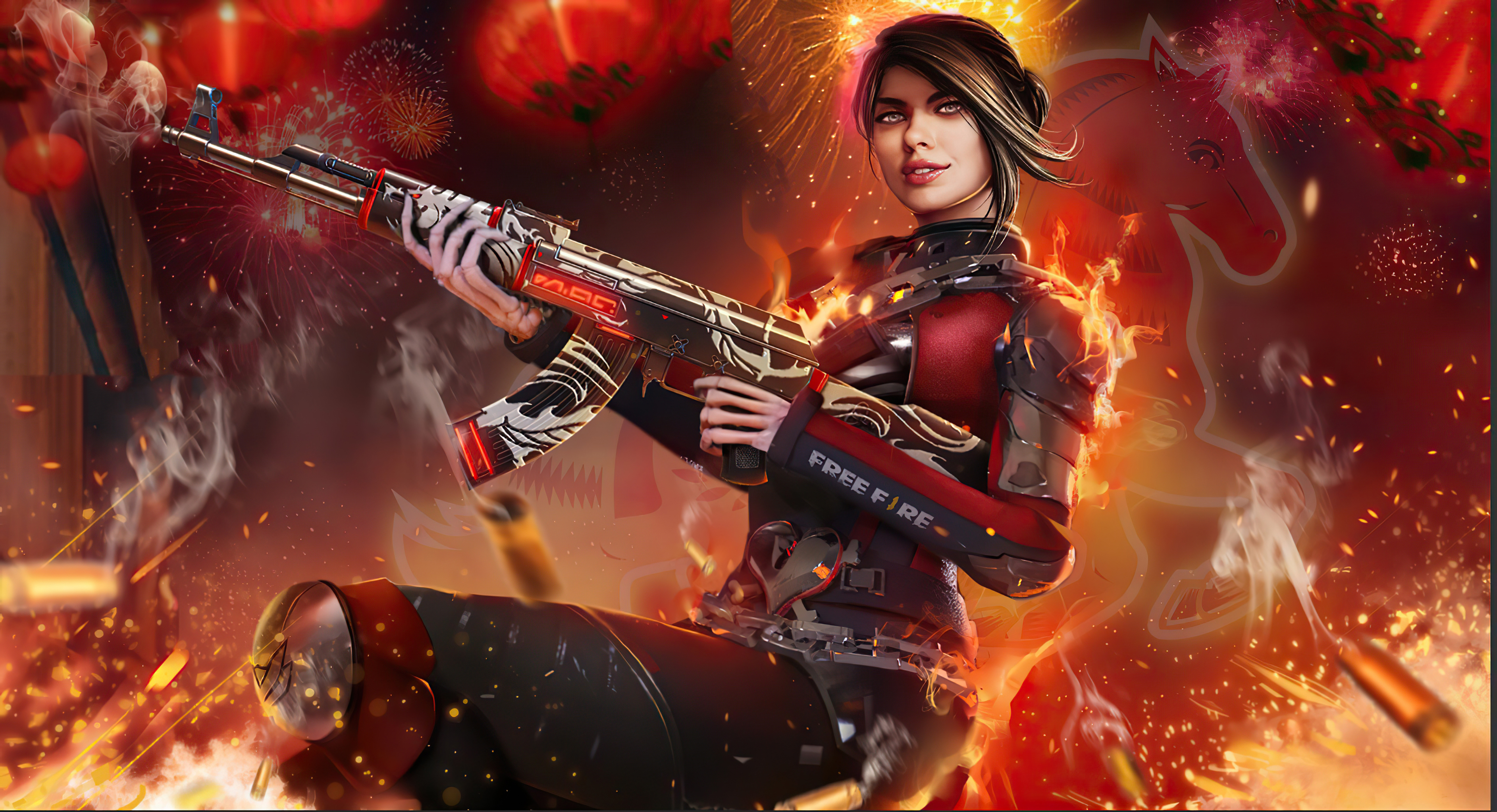 1440x900 Garena Free Fire Sniper 1440x900 Wallpaper Hd Games 4k Wallpapers Images Photos And Background