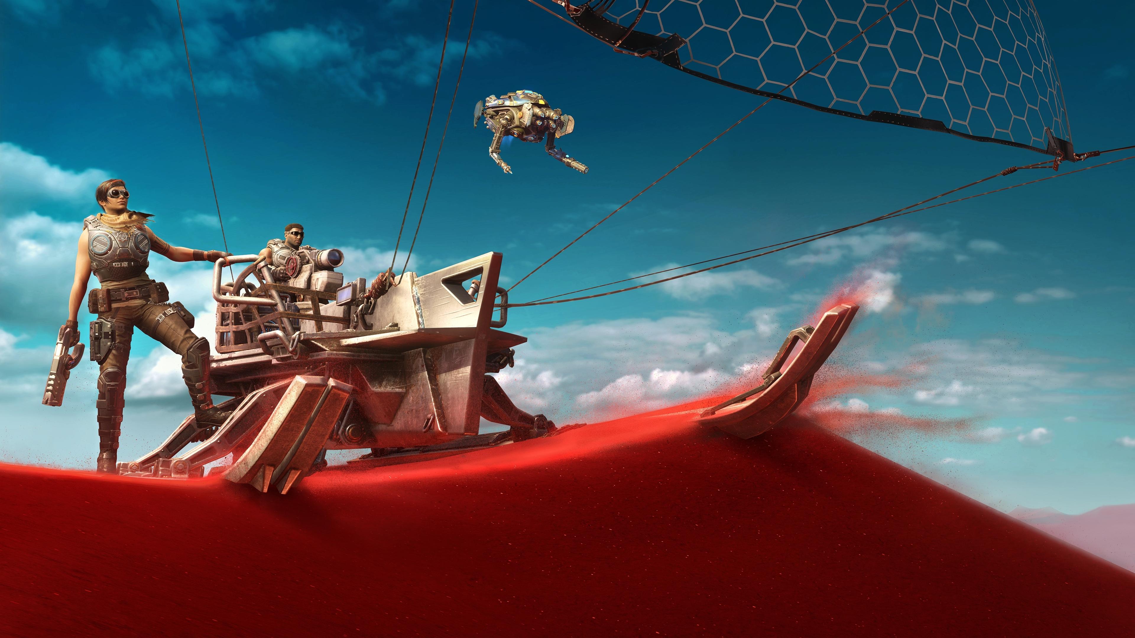 Gears Of War 5 Wallpaper Hd Games 4k Wallpapers Images