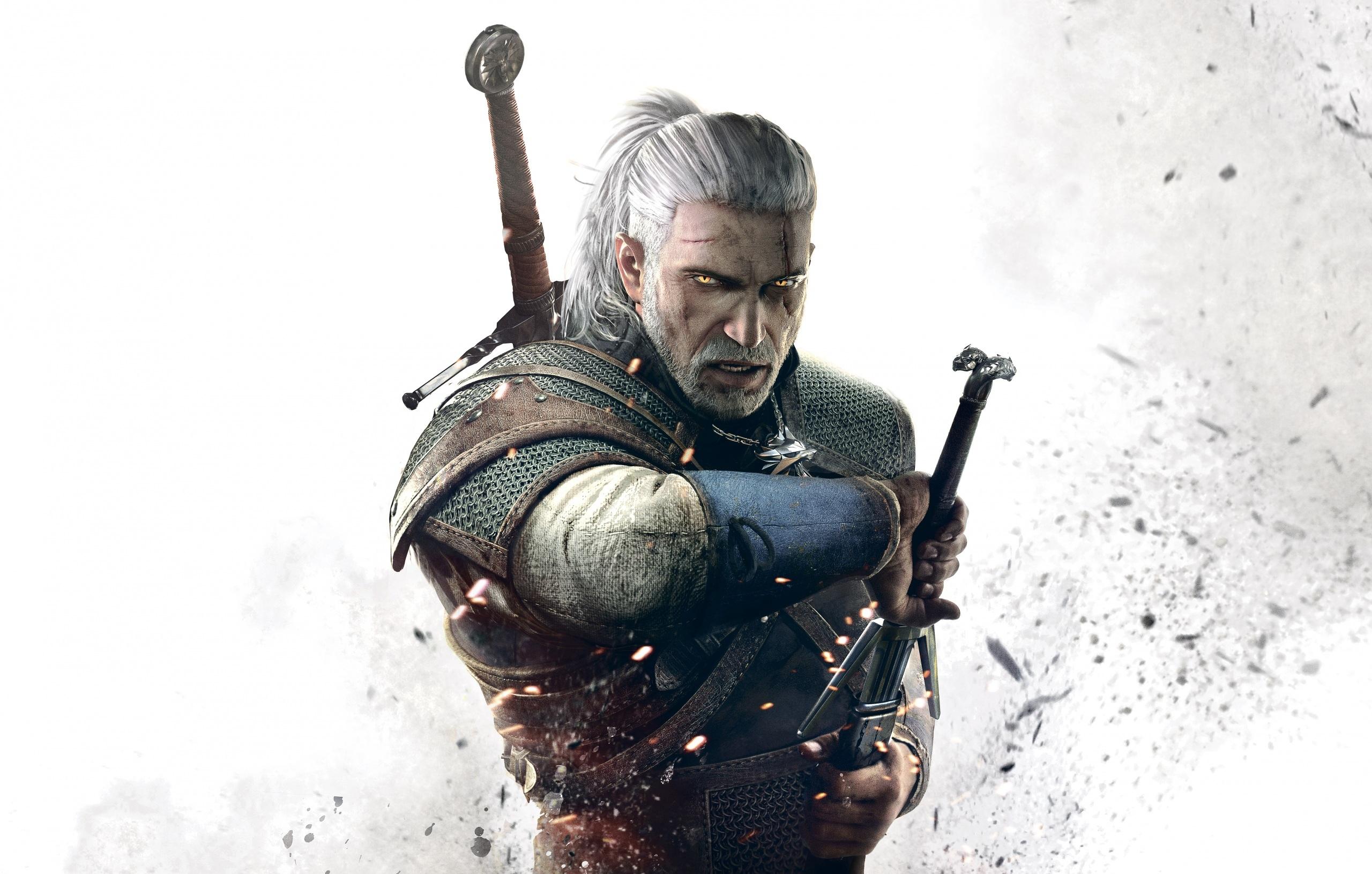 Geralt Of Rivia Art Wallpaper Hd Games 4k Wallpapers