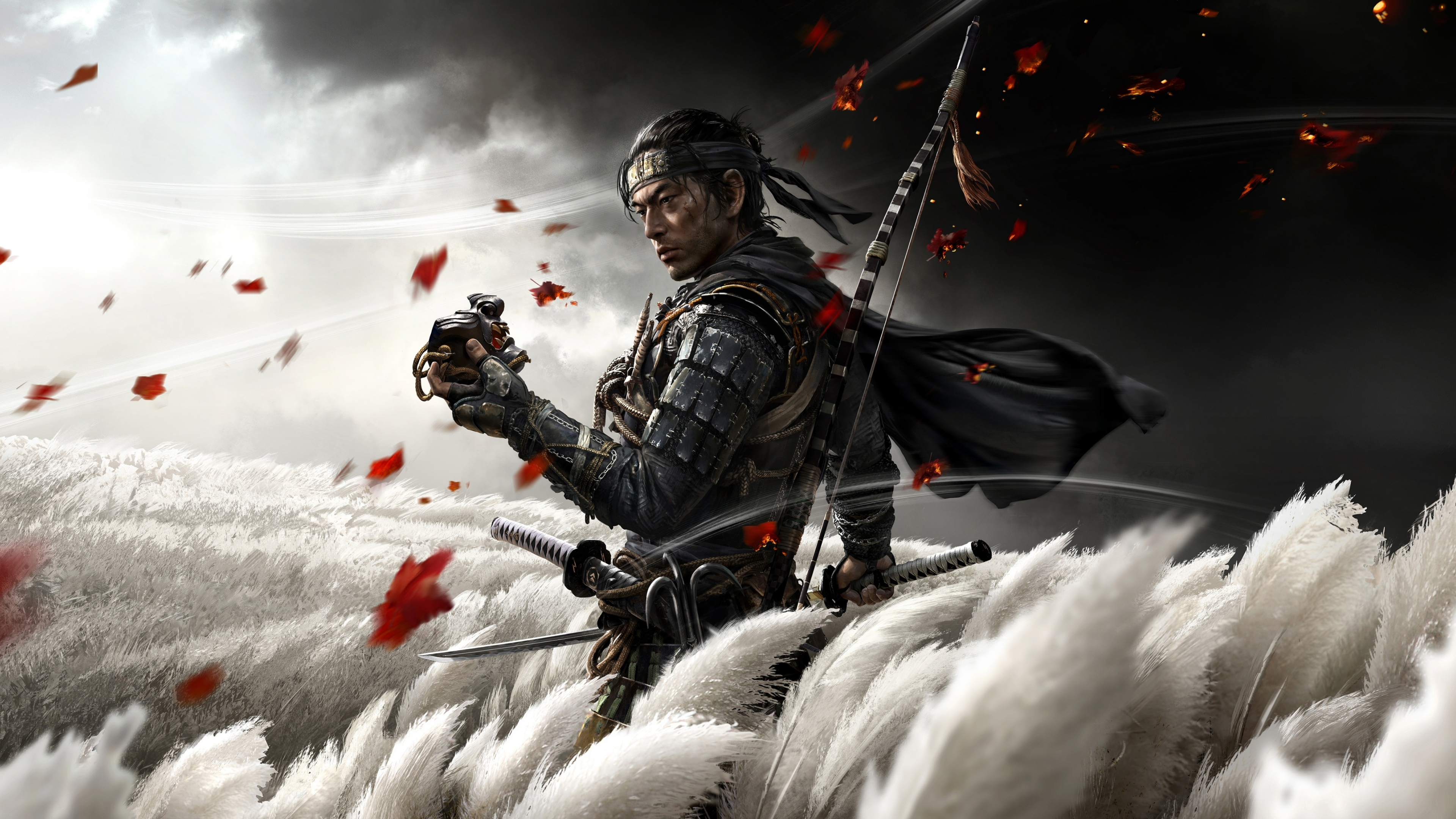 2560x1080 Ghost Of Tsushima 2020 2560x1080 Resolution Wallpaper Hd Games 4k Wallpapers Images Photos And Background