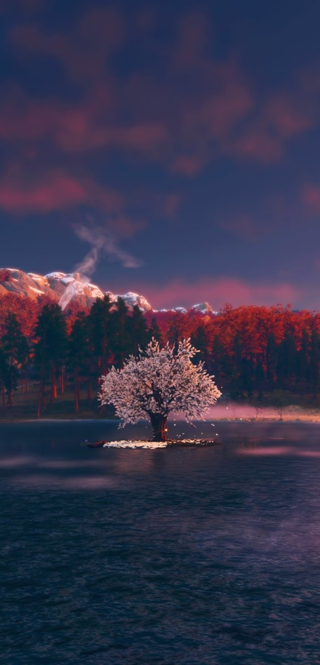 1080x2240 Ghost of Tsushima Beautiful Landscape 1080x2240 ...