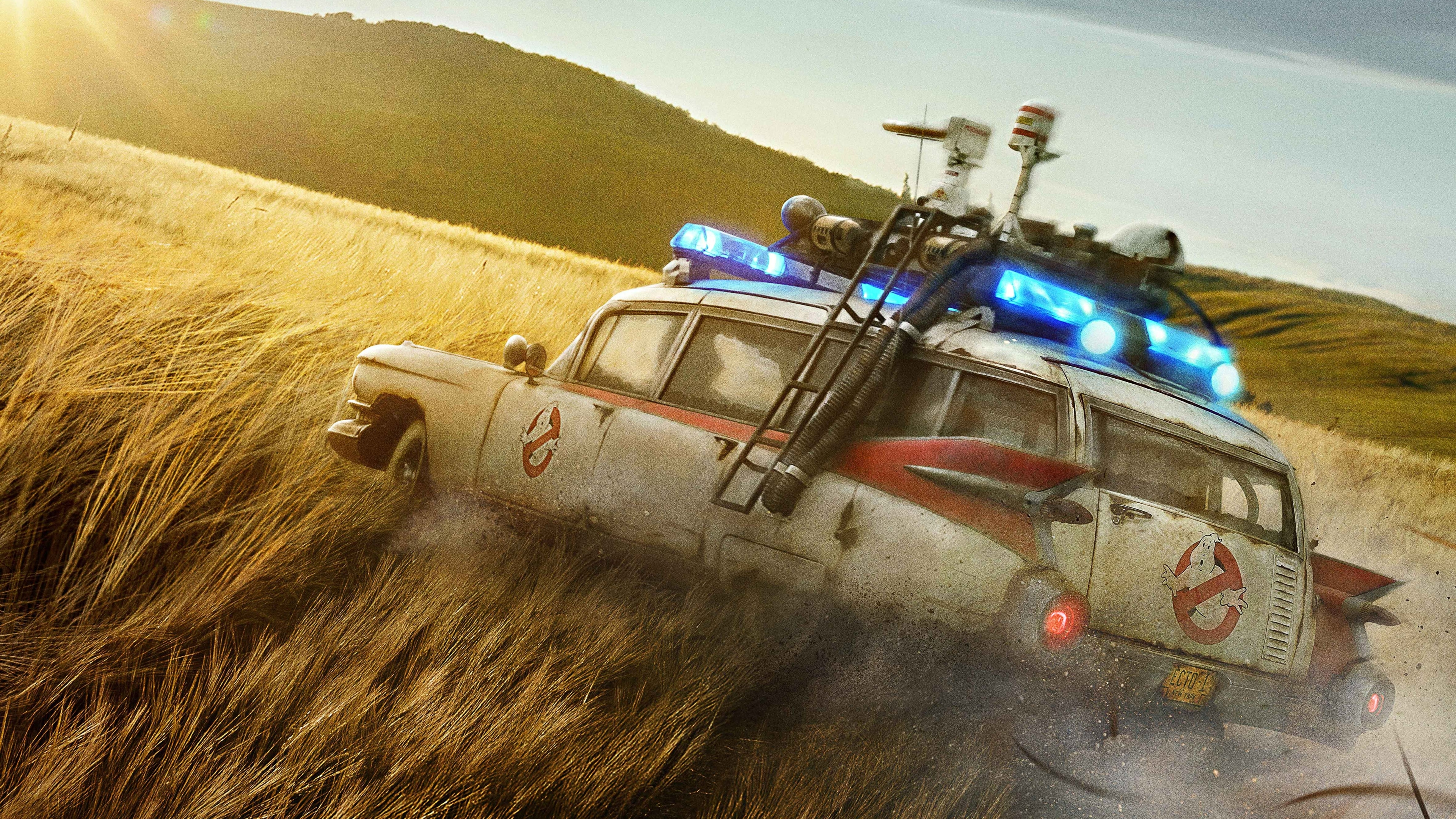 3840x2160 Ghostbusters Afterlife 2020 4K Wallpaper, HD ...