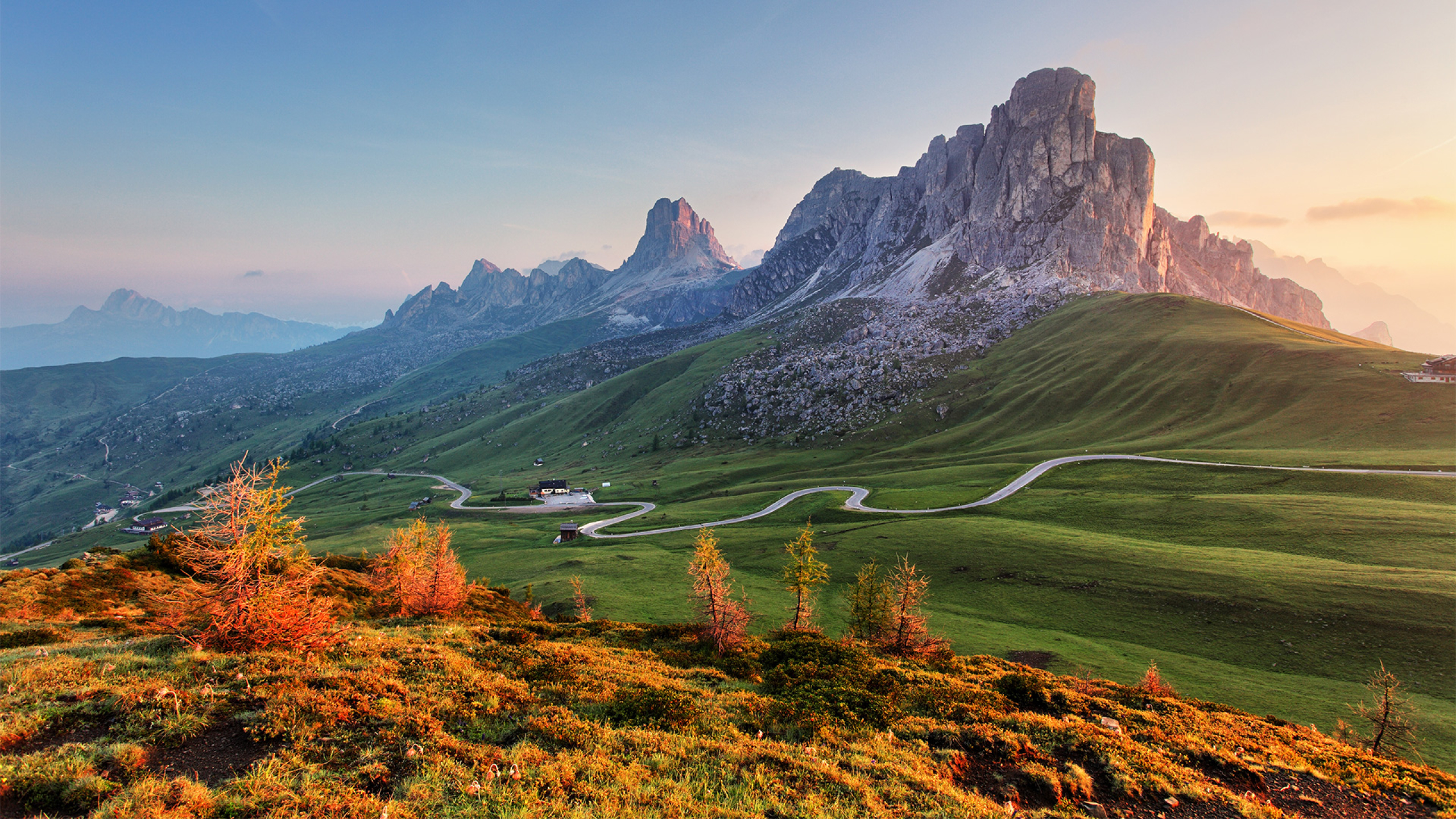 2560x1440 Giau Pass Italy 1440p Resolution Wallpaper Hd City 4k Wallpapers Images Photos And Background