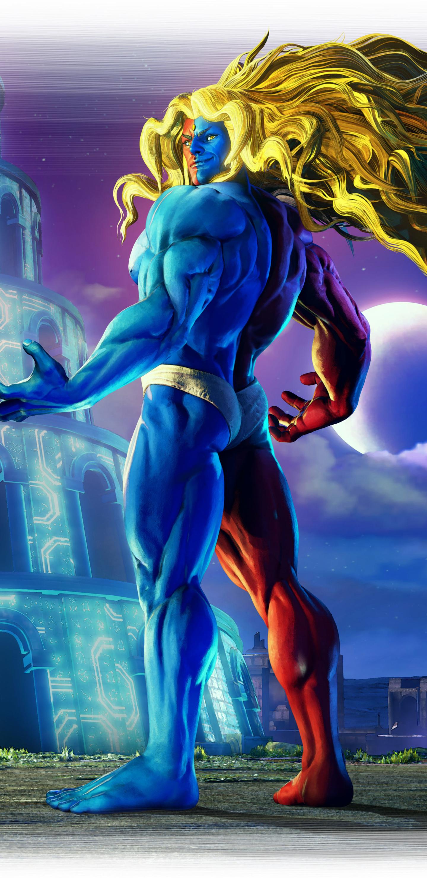 1440x2960 Gill In Street Fighter 5 Samsung Galaxy Note 9,8 ...