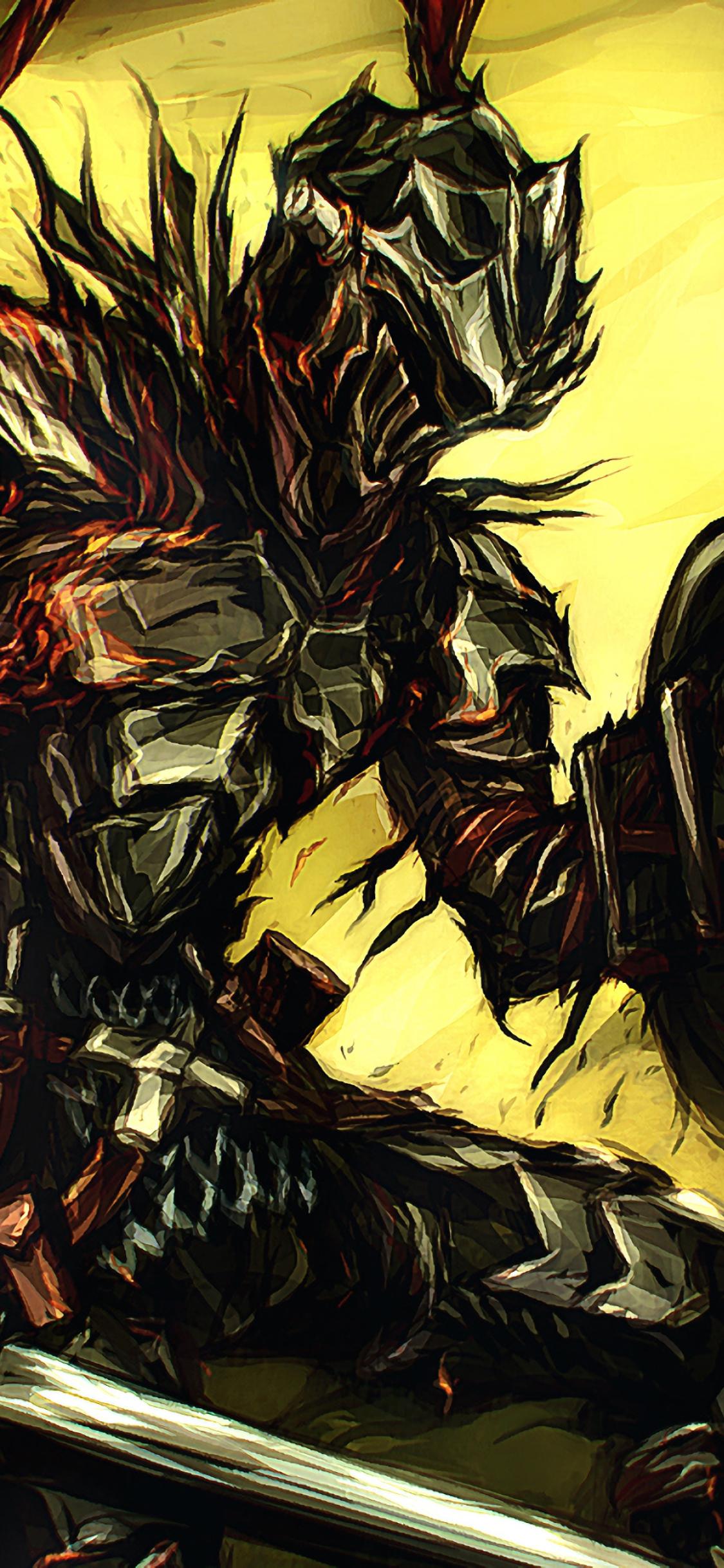 1125x2436 Goblin Slayer 4K Iphone XS,Iphone 10,Iphone X ...