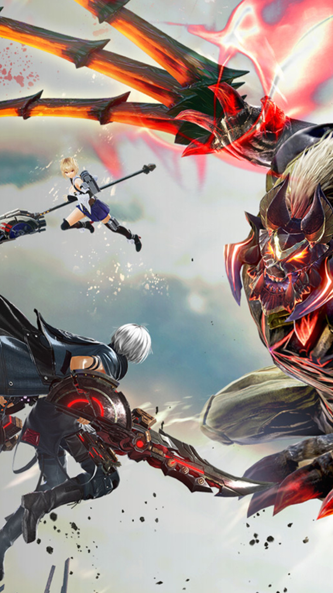 30+ God Eater Wallpaper Hd Gif