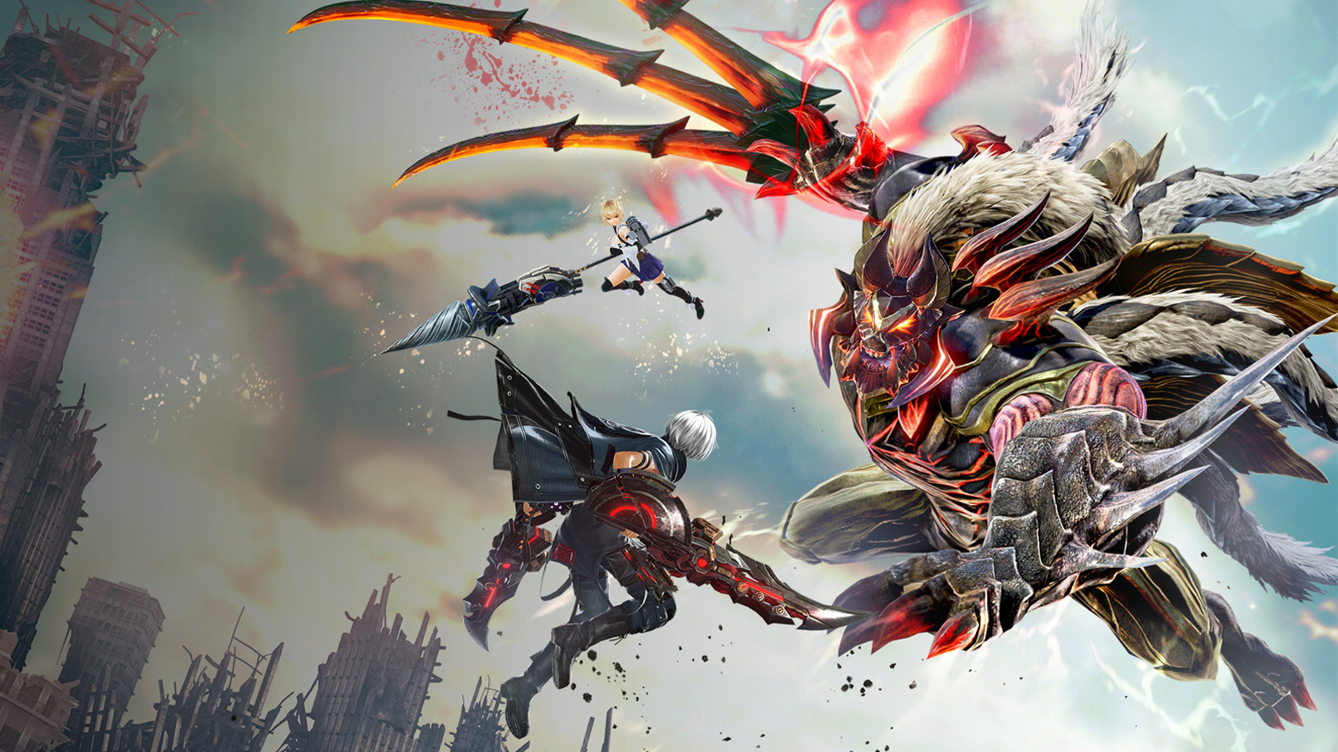 god eater hd games k images photos and
