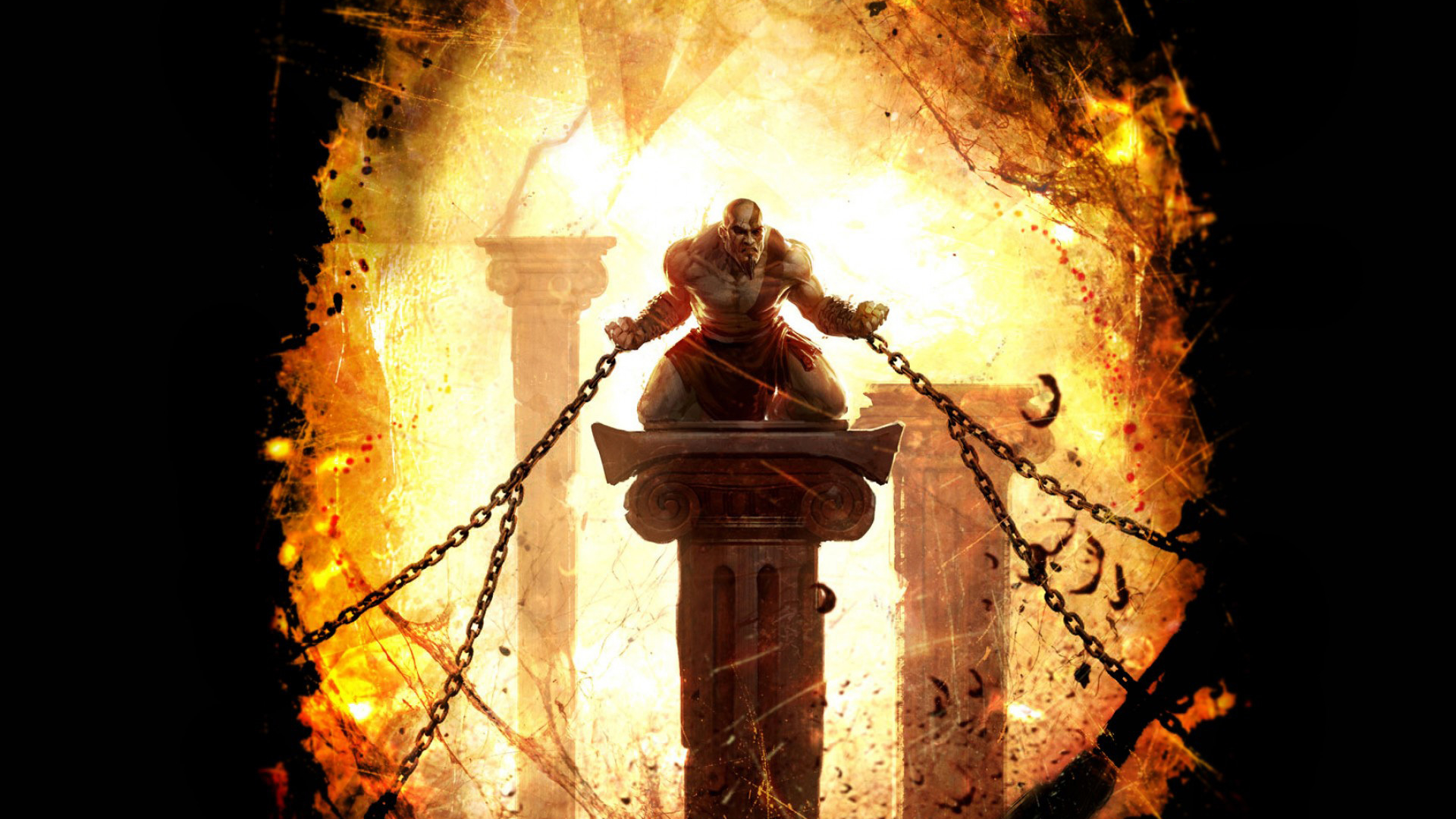 1920x1080 God Of War Ascension Chains 1080p Laptop Full Hd