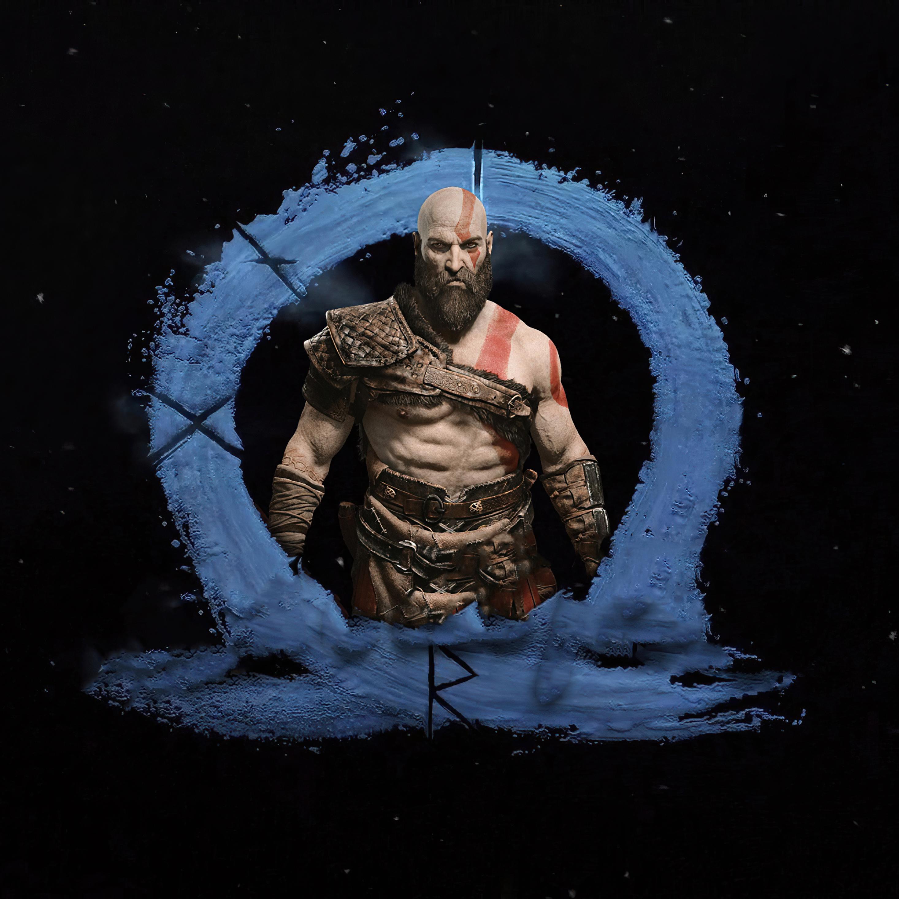 2932x2932 God Of War Ragnarok 4K 2021 Ipad Pro Retina ...