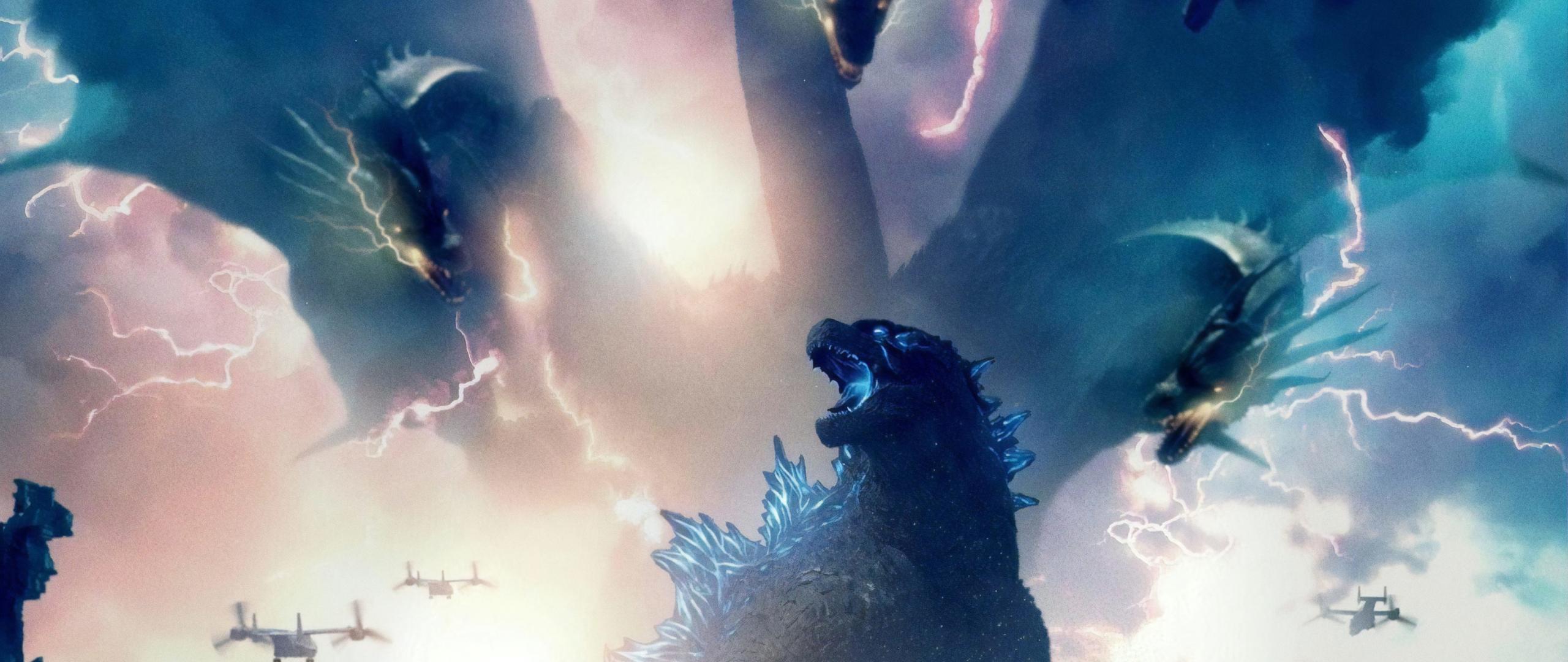 2560x1080 Godzilla King Of The Monsters Movie 2019 2560x1080