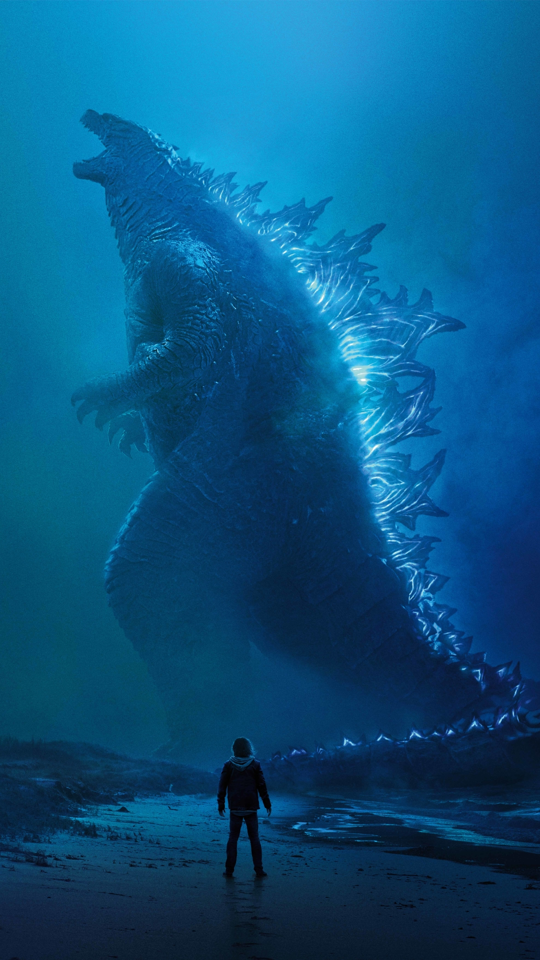 1080x1920 Godzilla King of the Monsters Poster 8K Iphone 7 ...