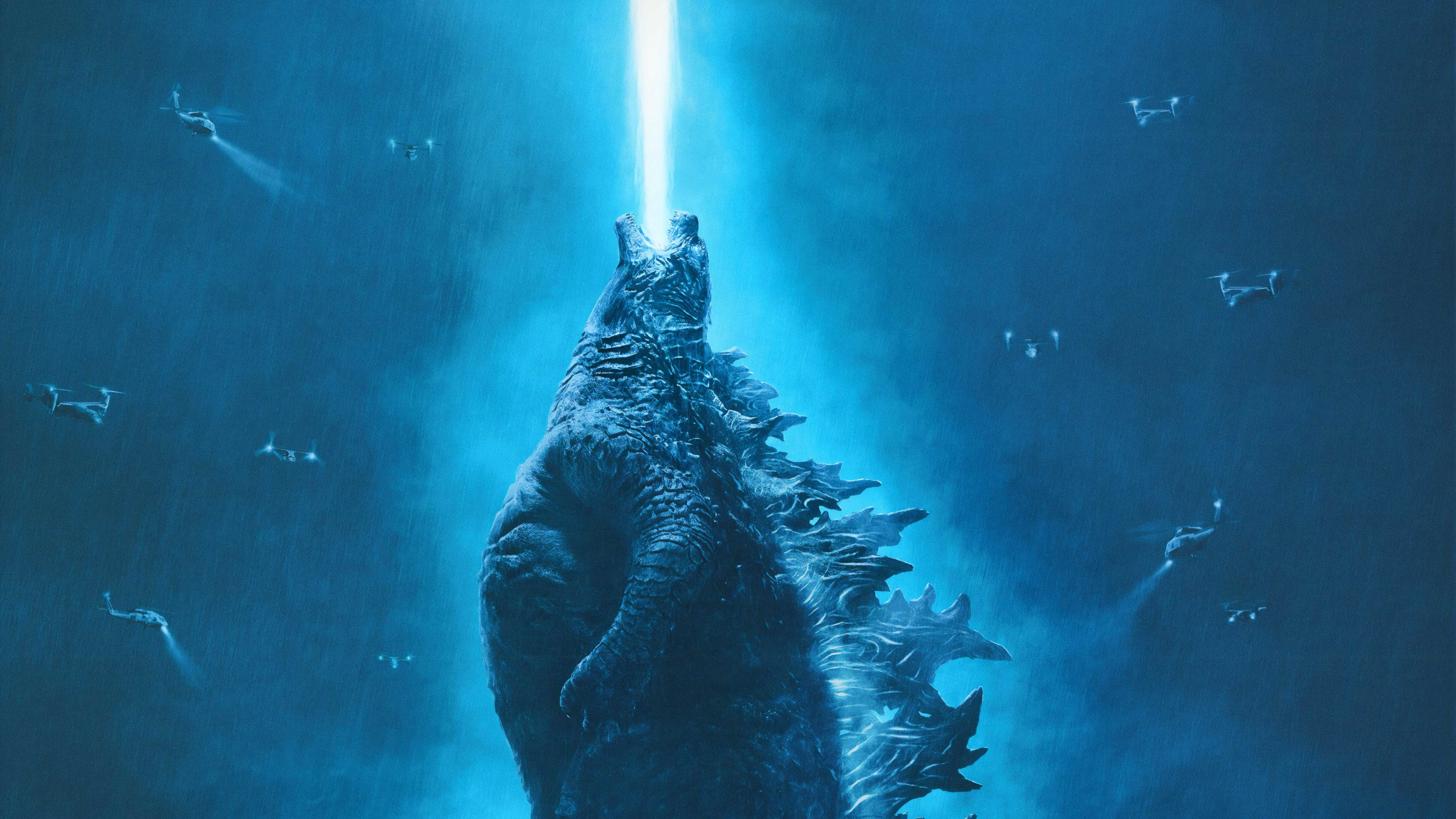 7680x4320 Godzilla King Of The Monsters 8k Wallpaper Hd Movies 4k Wallpapers Images Photos And Background