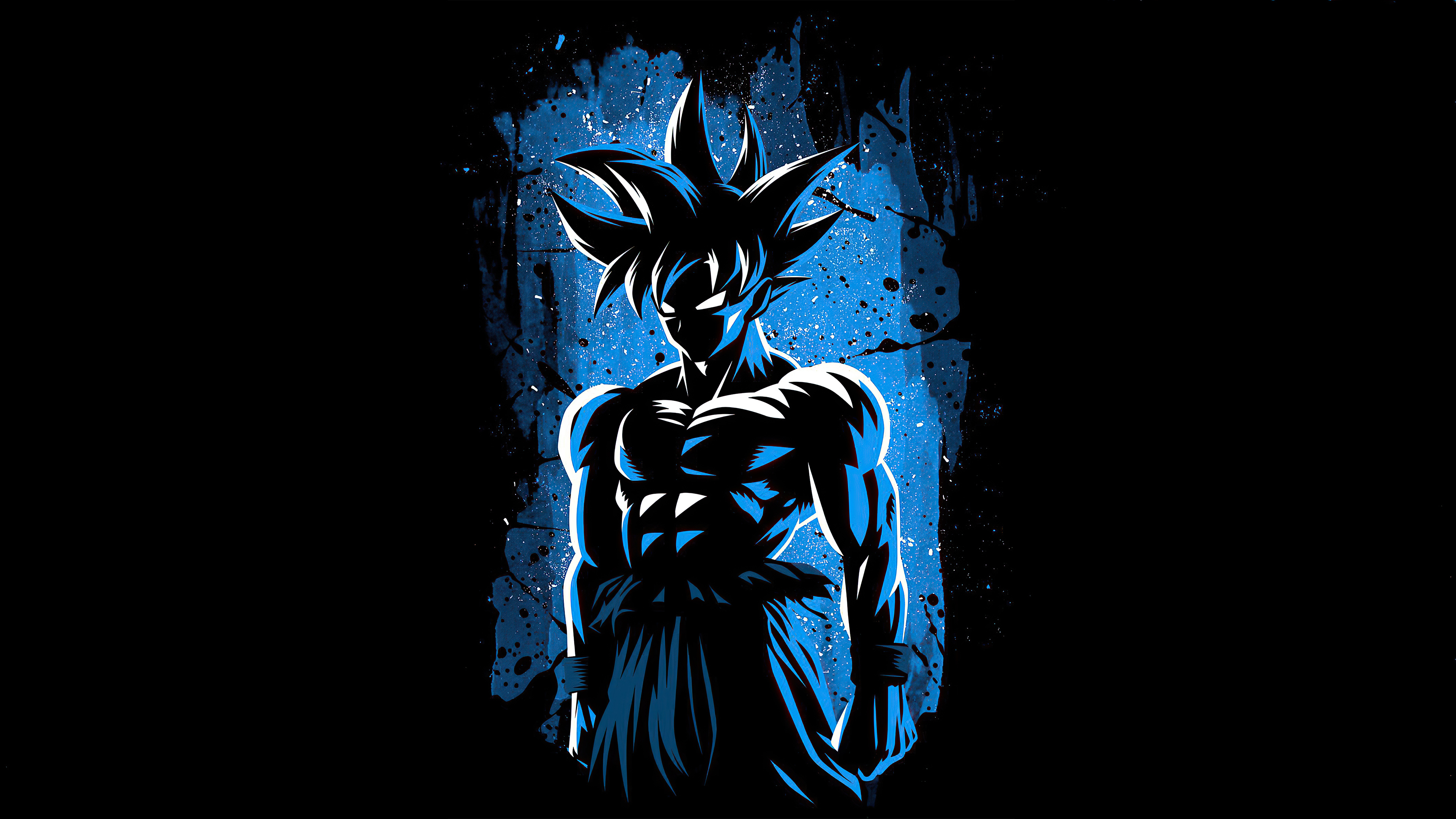 Goku 2020 New Amoled Wallpaper Hd Anime 4k Wallpapers Images Photos And Background