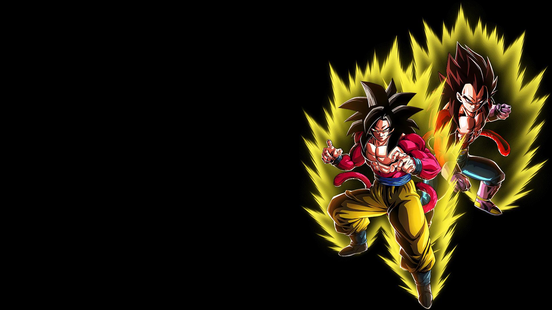 1080p Goku And Vegeta Wallpaper 4k
