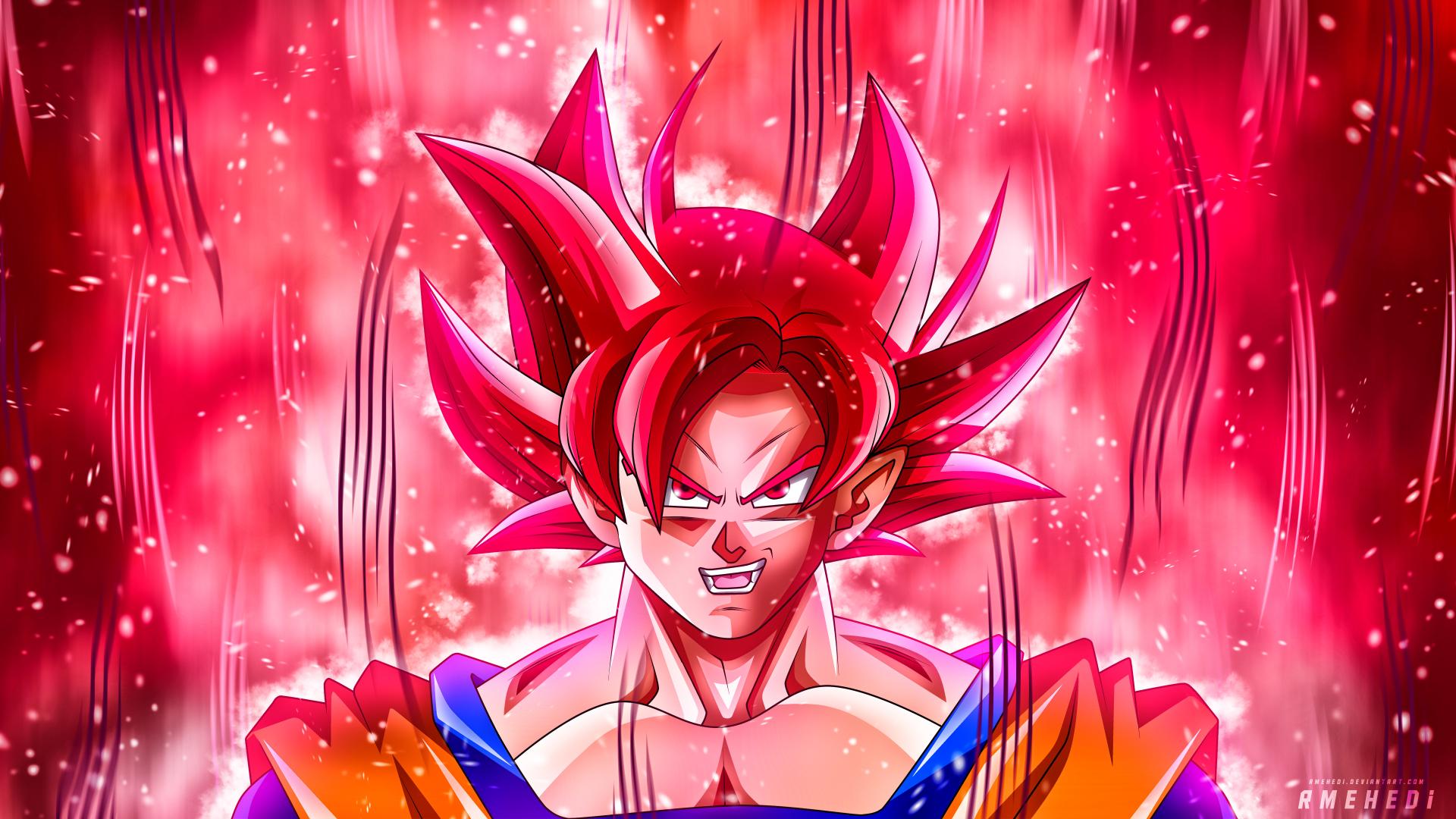 1920x1080 Goku Anime 1080p Laptop Full Hd Wallpaper Hd Anime 4k