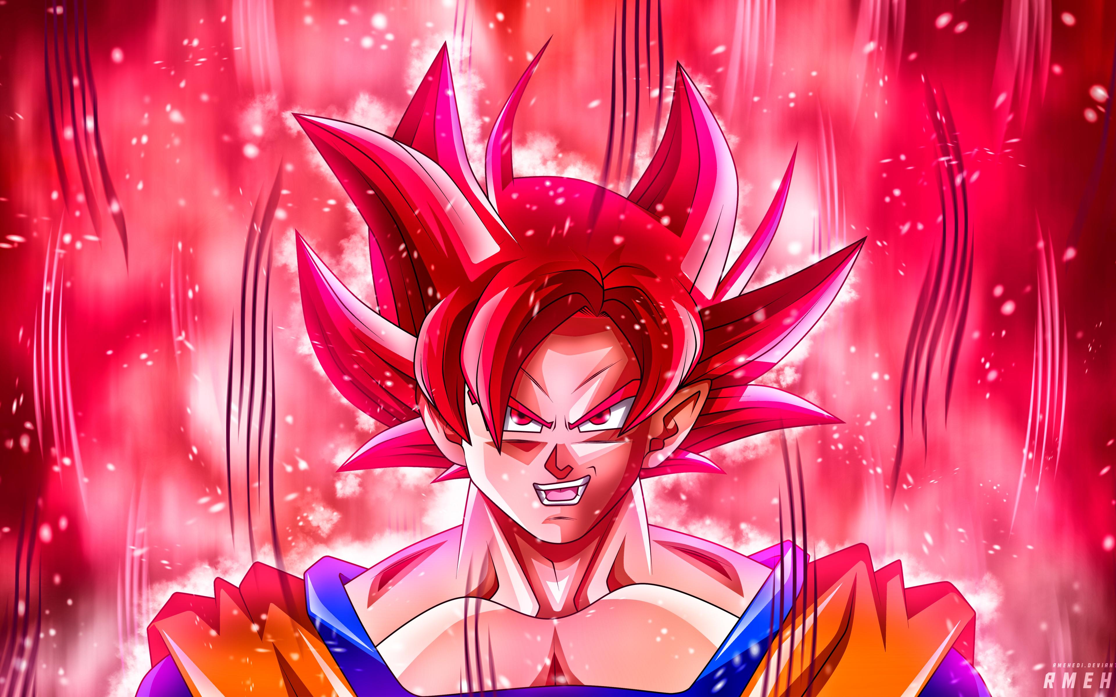 goku anime hd 8k wallpaper