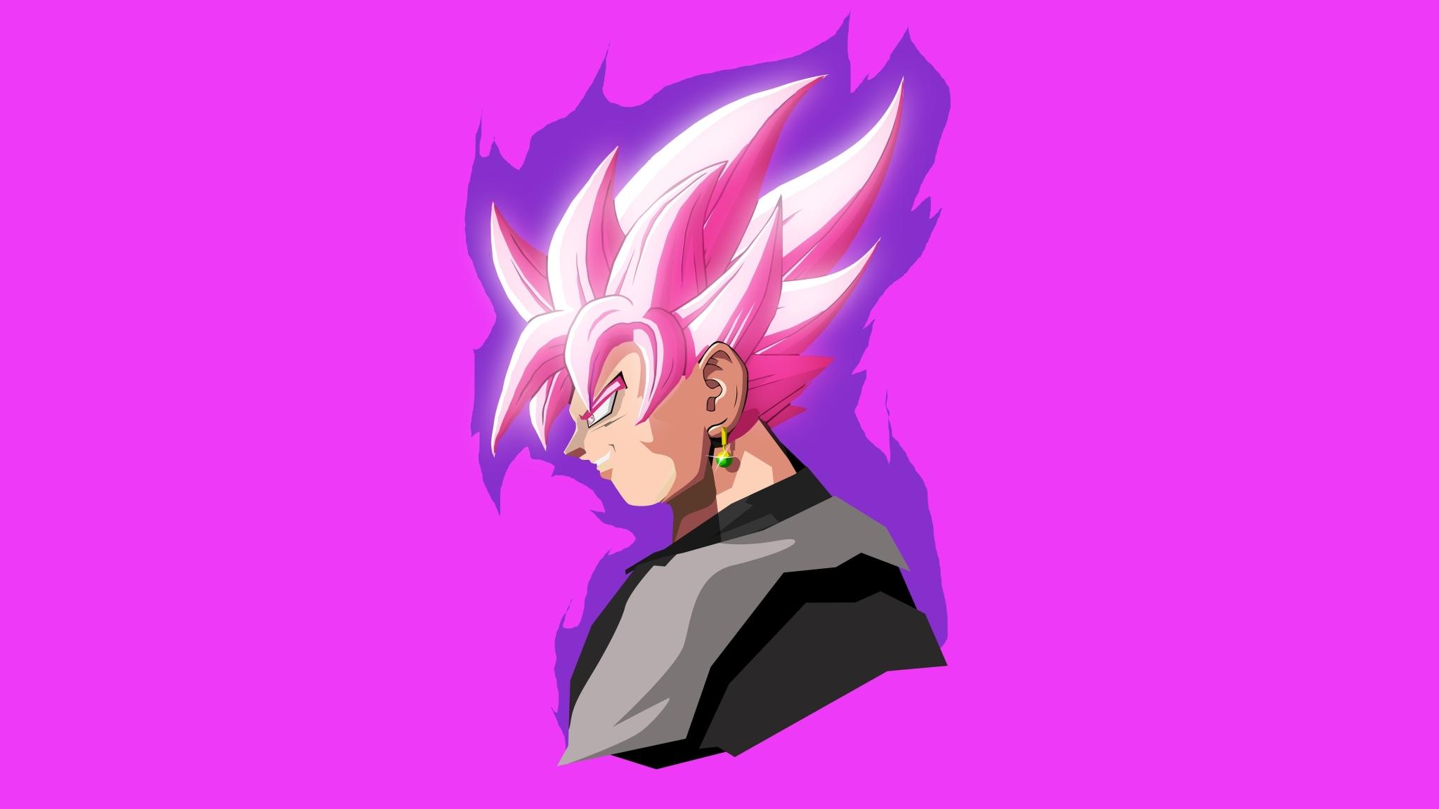 2048x1152 Goku Dragon Ball Minimal 2048x1152 Resolution ...