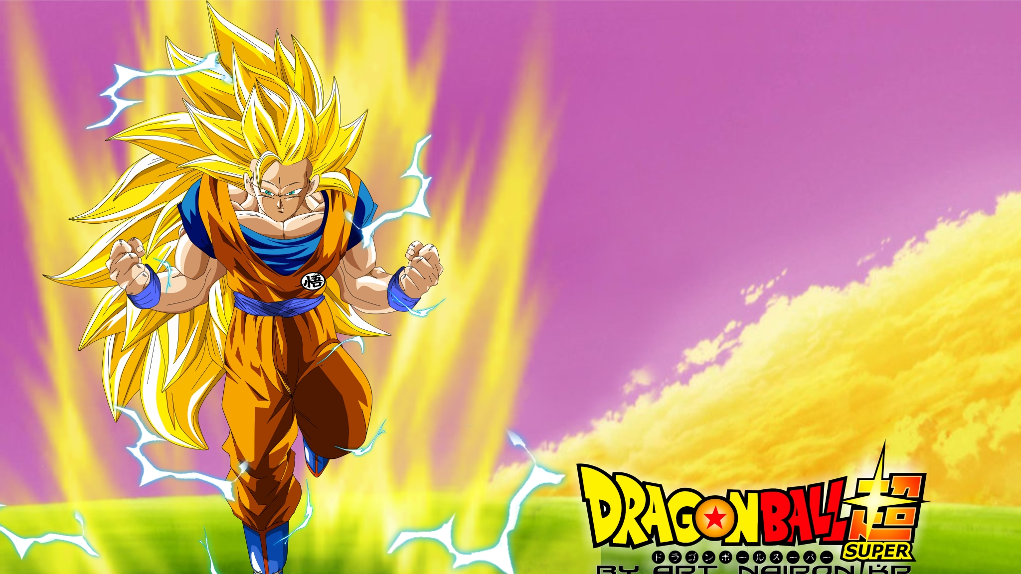 Goku, Dragon Ball Super, Super Saiyan 3, HD 10K Wallpaper