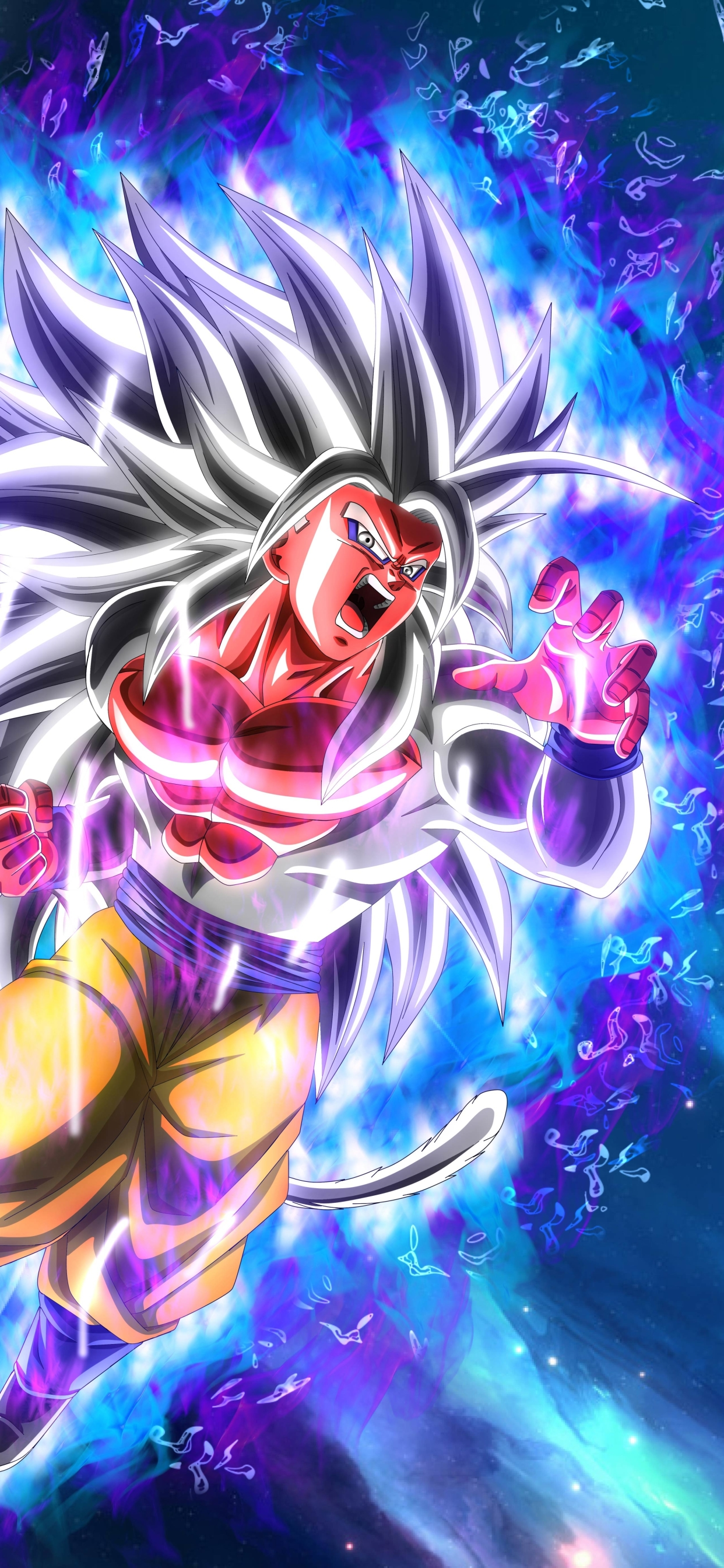 1242x2688 Goku Ssj5 8k Iphone Xs Max Wallpaper Hd Anime 4k Wallpapers Images Photos And Background
