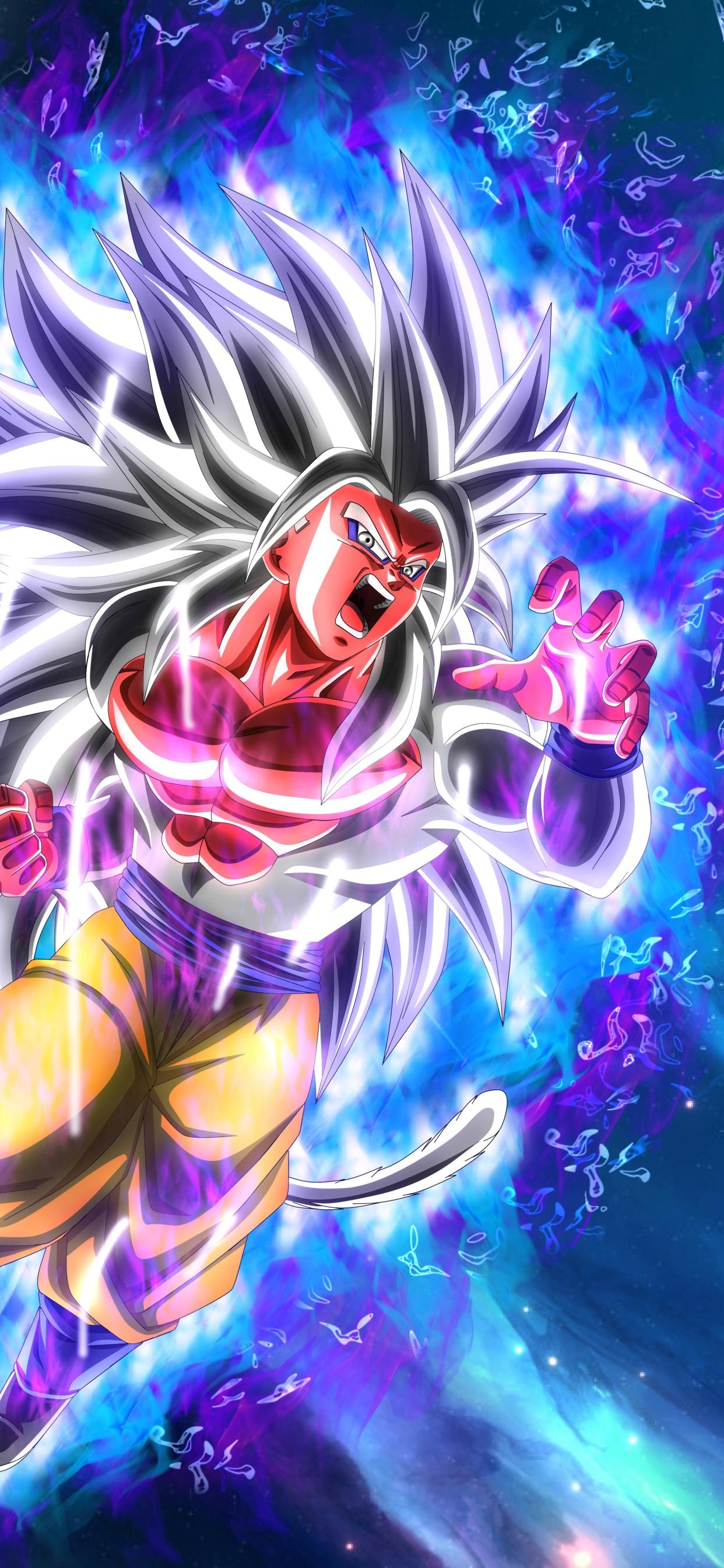 1242x2688 Goku Ssj5 8k Iphone Xs Max Wallpaper Hd Anime 4k