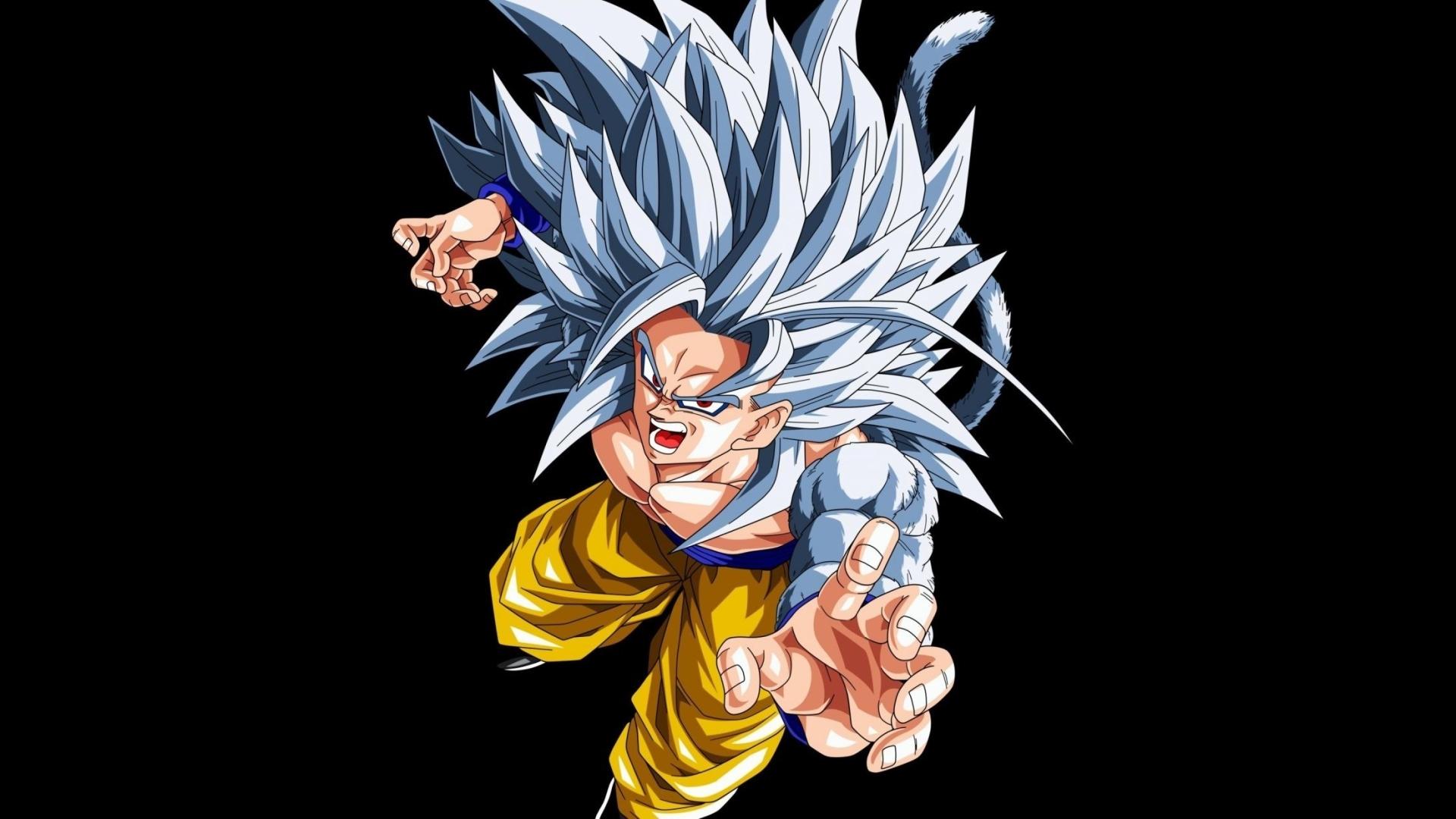 1920x1080 Goku Super Saiyan Ssj5 1080p Laptop Full Hd Wallpaper Hd Anime 4k Wallpapers Images Photos And Background