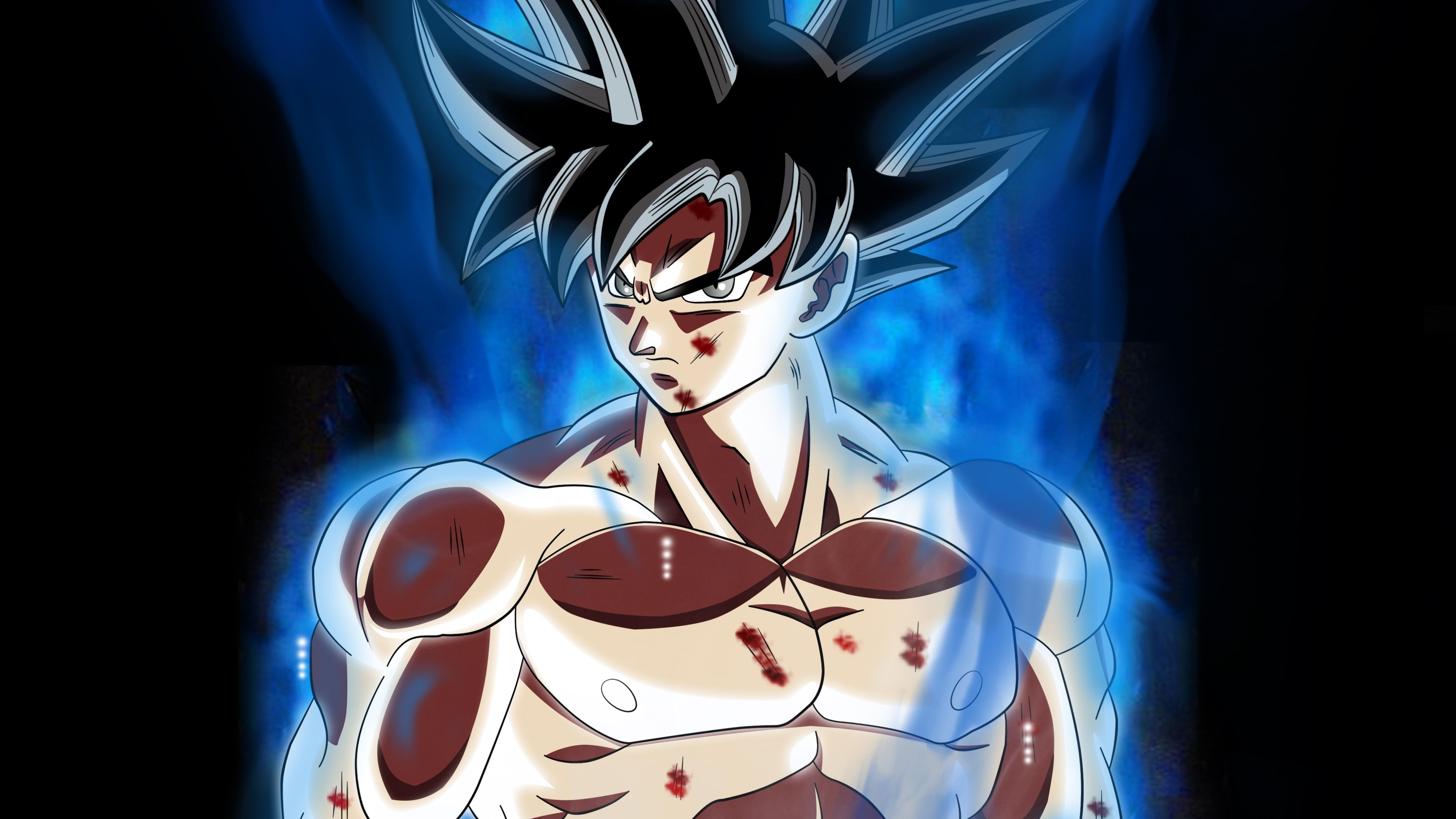 5120x2880 Goku Ultra Instinct Dragon Ball 5k Wallpaper Hd Anime 4k Wallpapers Images Photos And Background