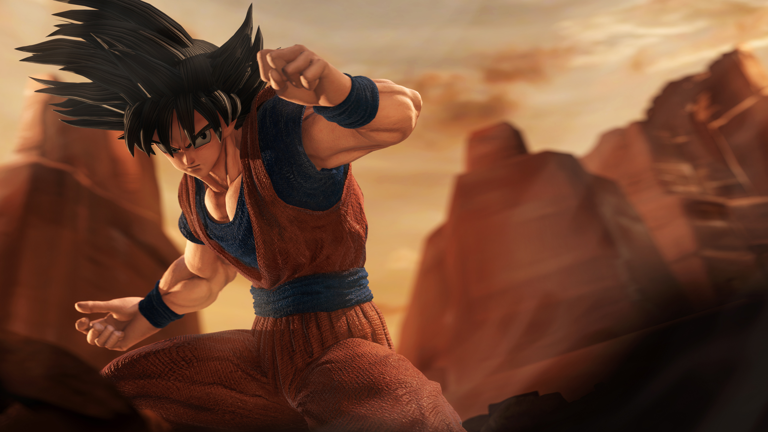 2560x1440 Goku 1440p Resolution Wallpaper Hd Anime 4k