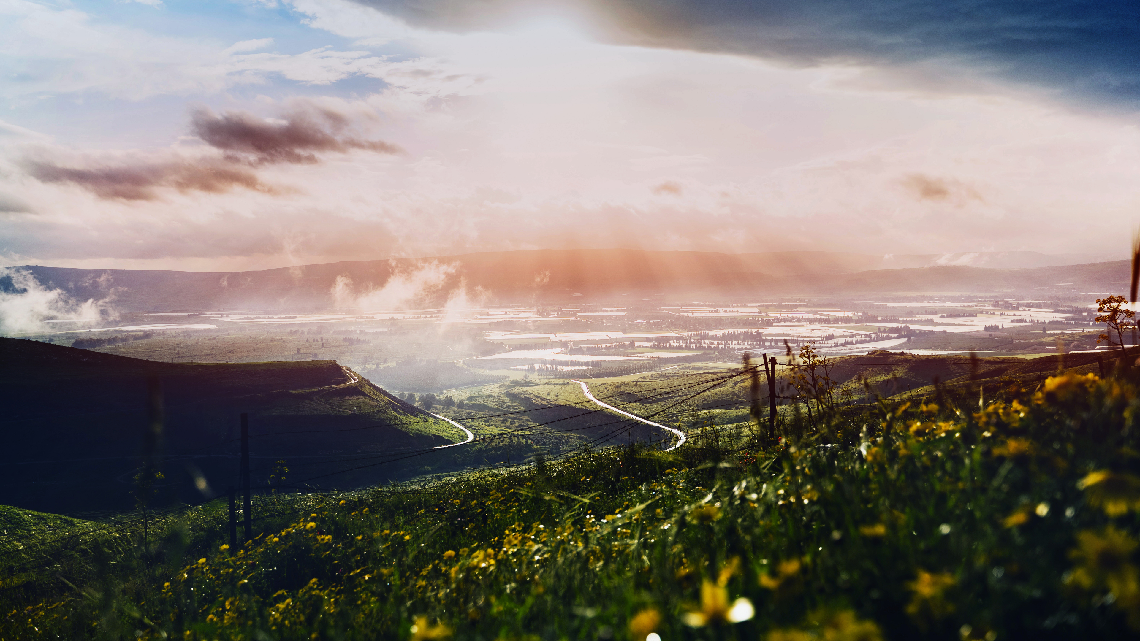 Golan Heights Wallpaper, HD City 4K Wallpapers, Images ...