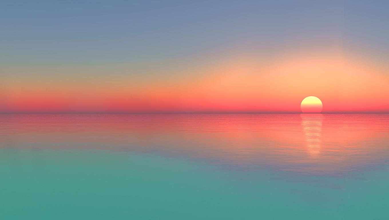 Wallpaper For Laptop Sunset