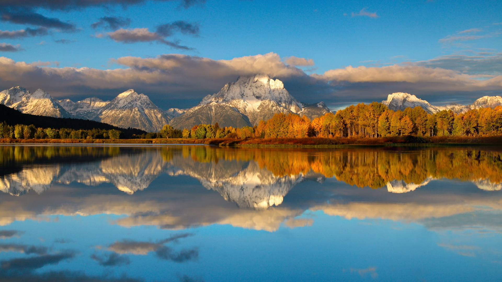Grand Teton National Park United States Wyoming Full Hd