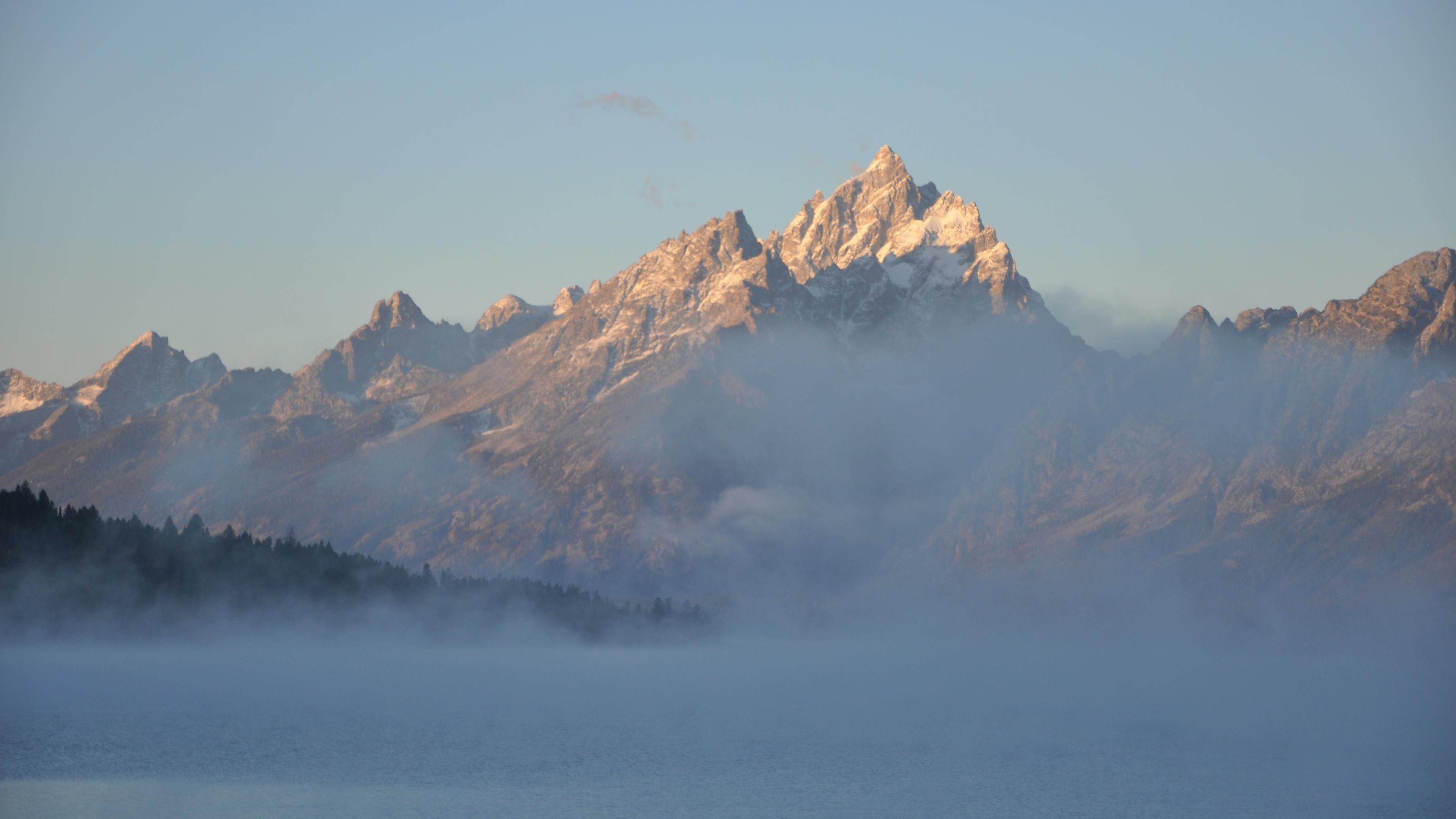 3840x2160 Grand Teton National Park Wyoming 4k Wallpaper Hd