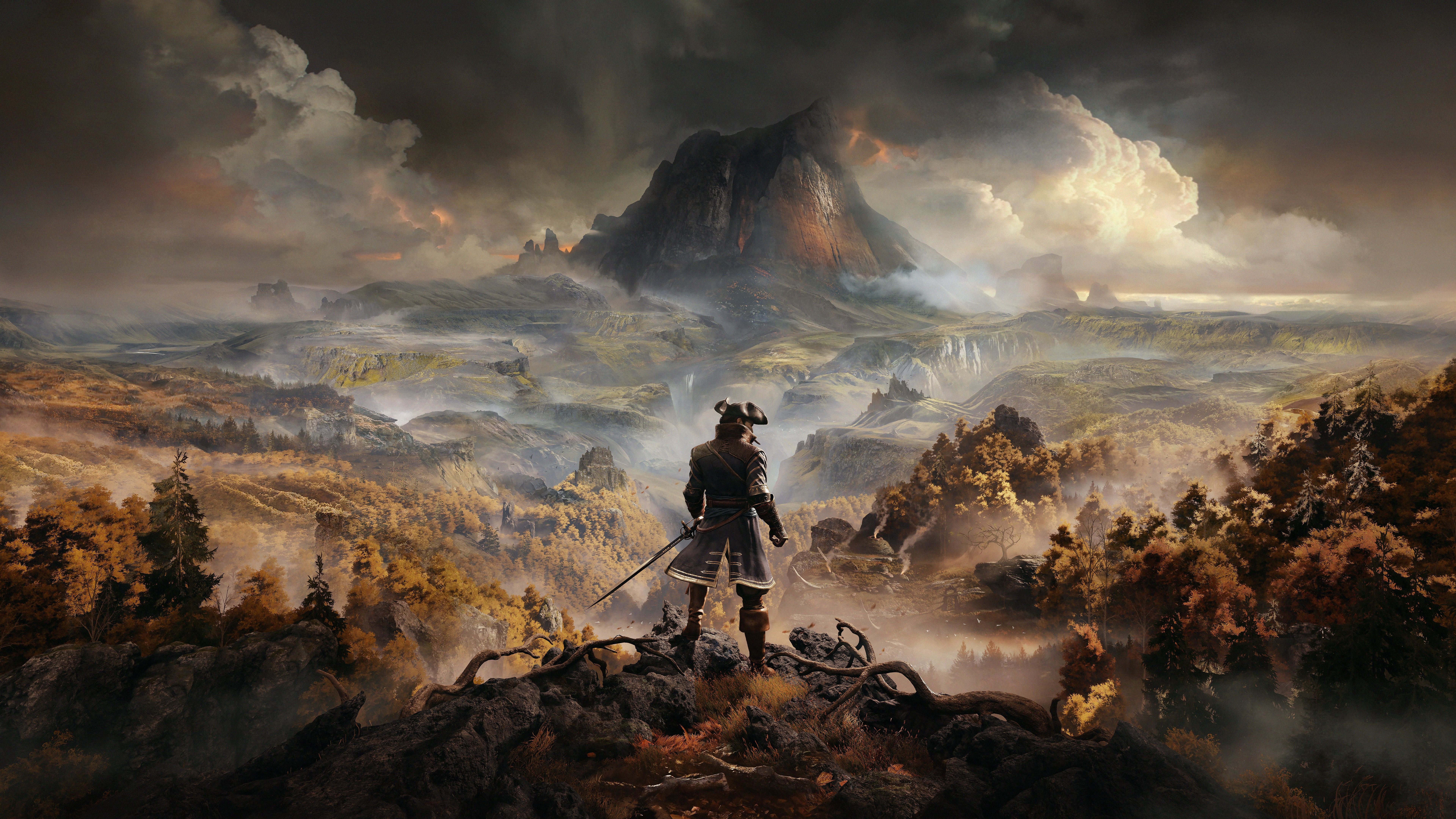 Greedfall 4k 8k Poster Wallpaper Hd Games 4k Wallpapers Images Photos And Background