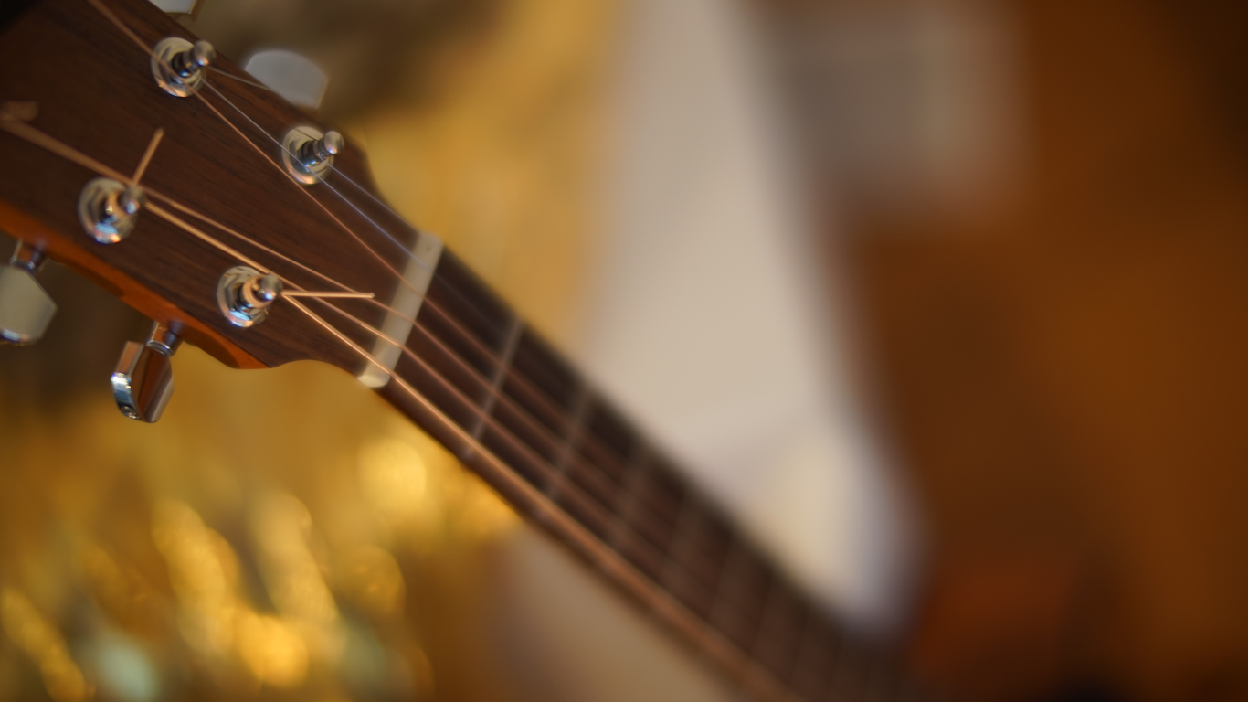 1366x768 Guitar Neck Strings 1366x768 Resolution Wallpaper Hd Music 4k Wallpapers Images Photos And Background