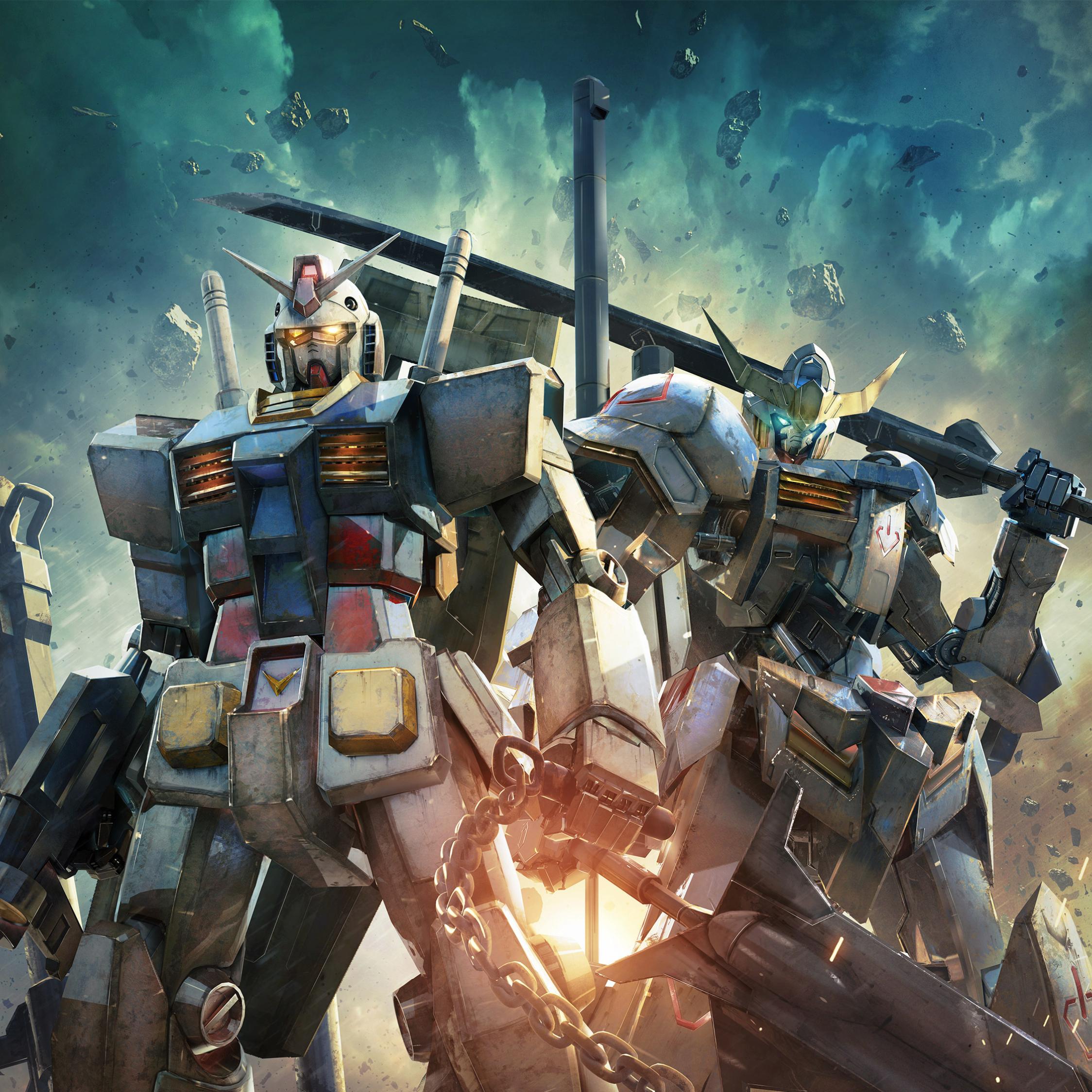 Gundam Iphone Wallpaper: Gundam Versus 2017, HD 4K Wallpaper