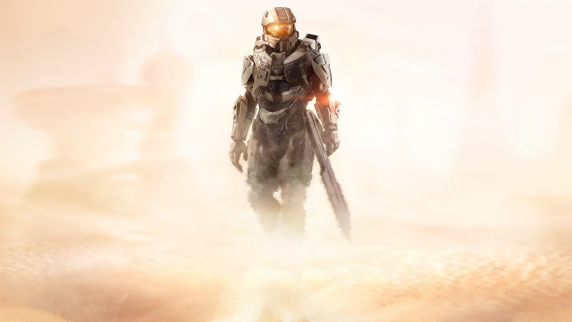 1242x2688 Halo 5 Guardians Master Chief Iphone Xs Max Wallpaper