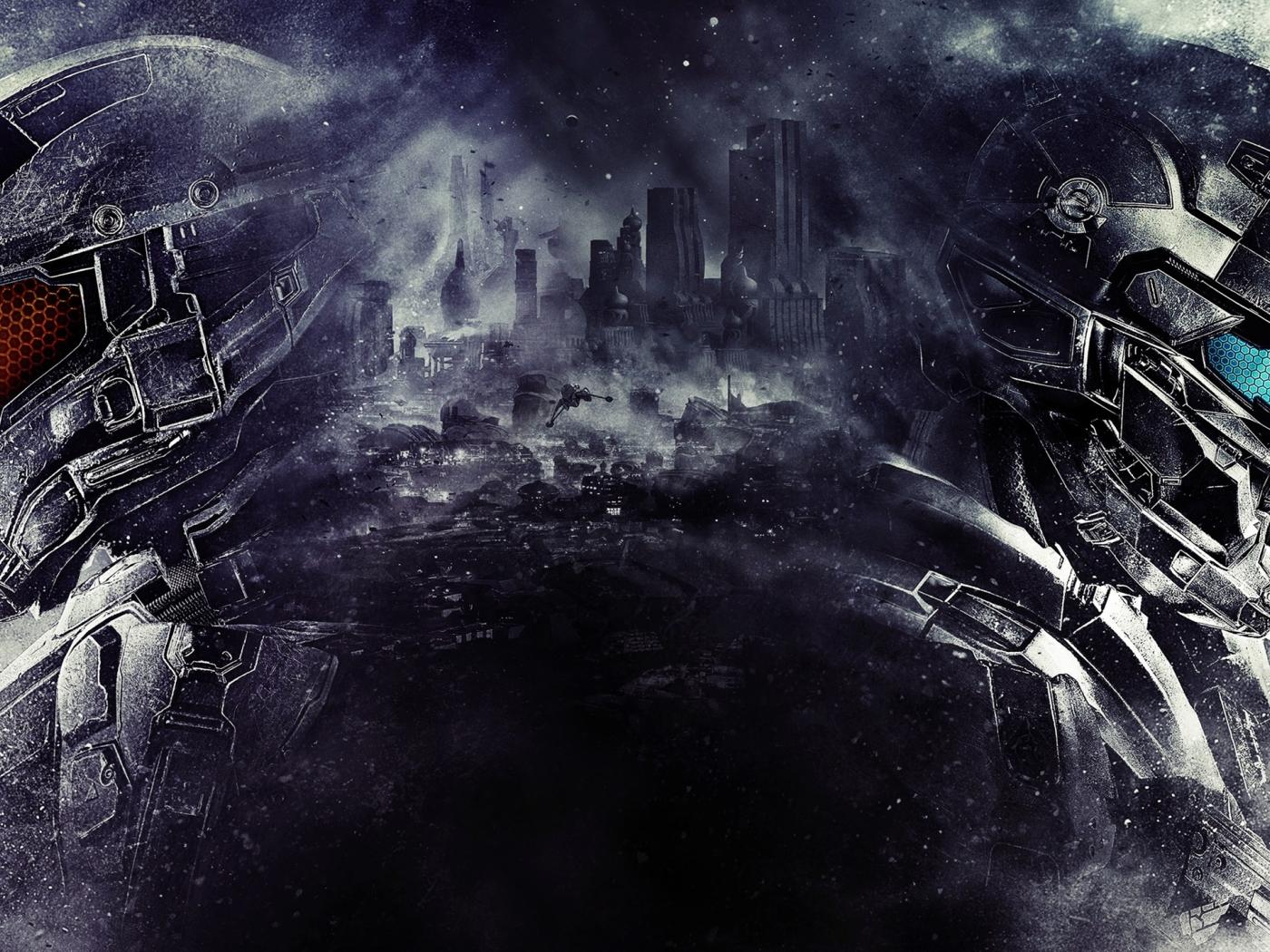 Halo 5 Guardians Wallpaper: Halo 5 Guardians, HD 4K Wallpaper