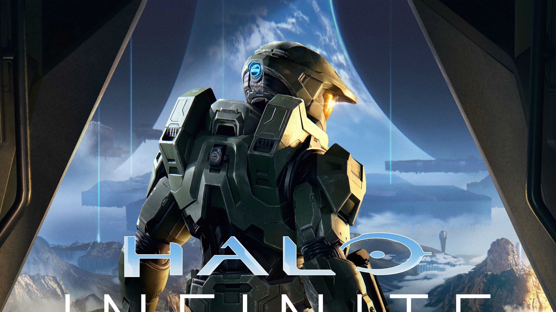 1920x1080 Halo Infinite 2019 1080p Laptop Full Hd Wallpaper Hd