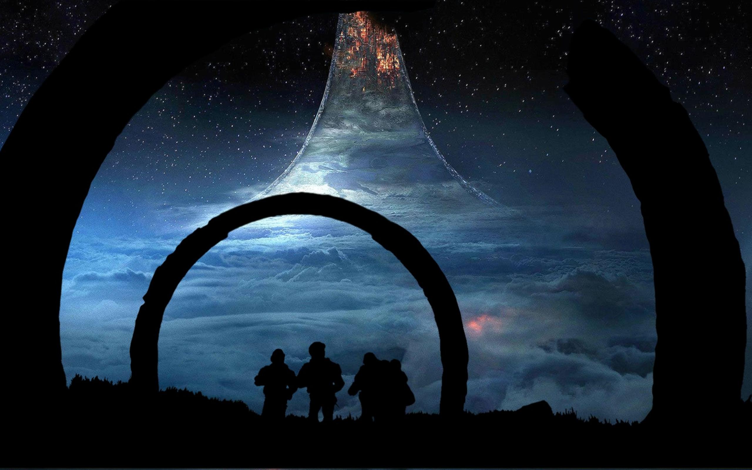 Halo Infinite Marines Game Artwork Full Hd Wallpaper