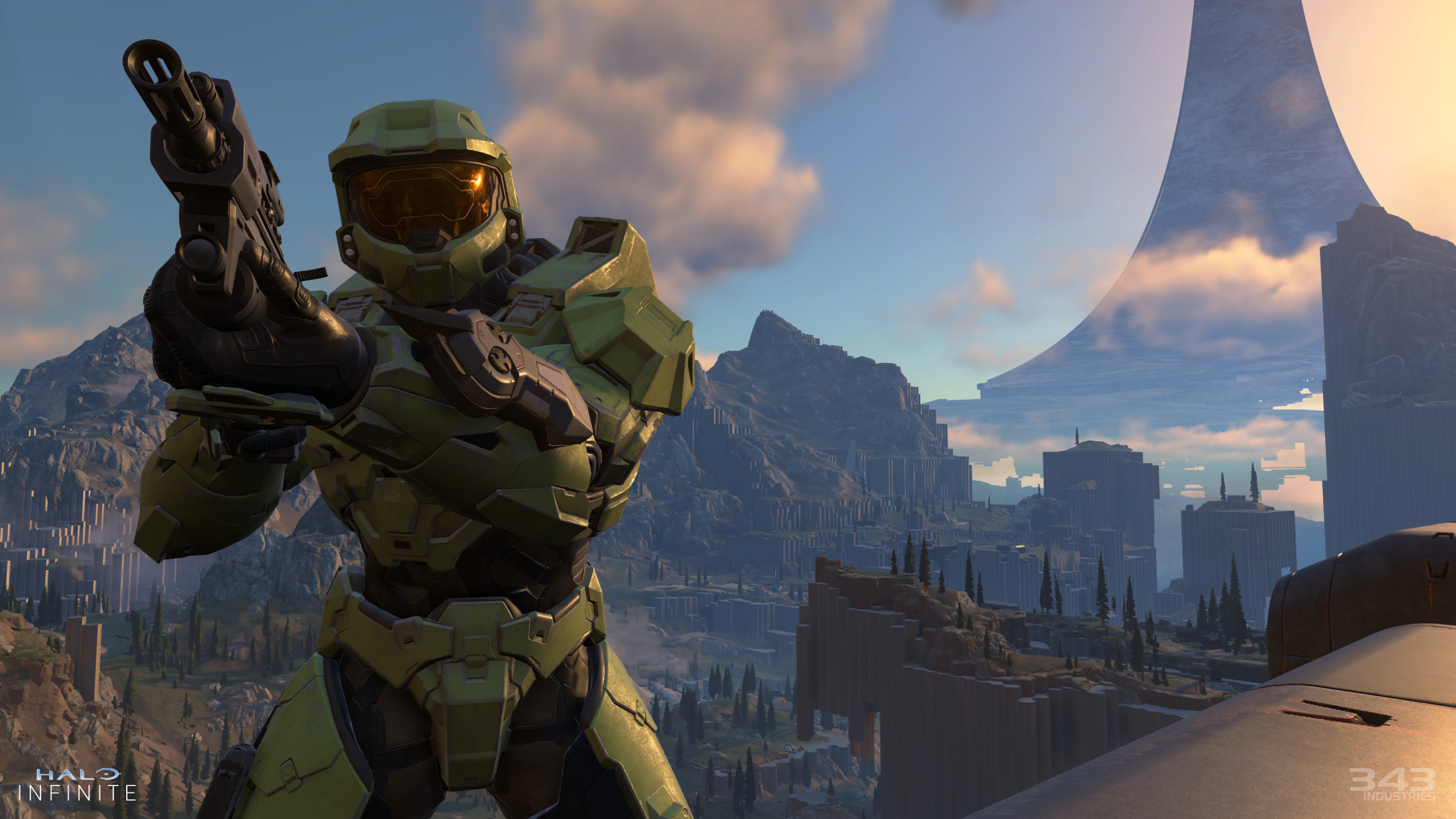 2560x1440 Halo Infinite New 4k 1440p Resolution Wallpaper Hd Games 4k Wallpapers Images Photos And Background Wallpapers Den