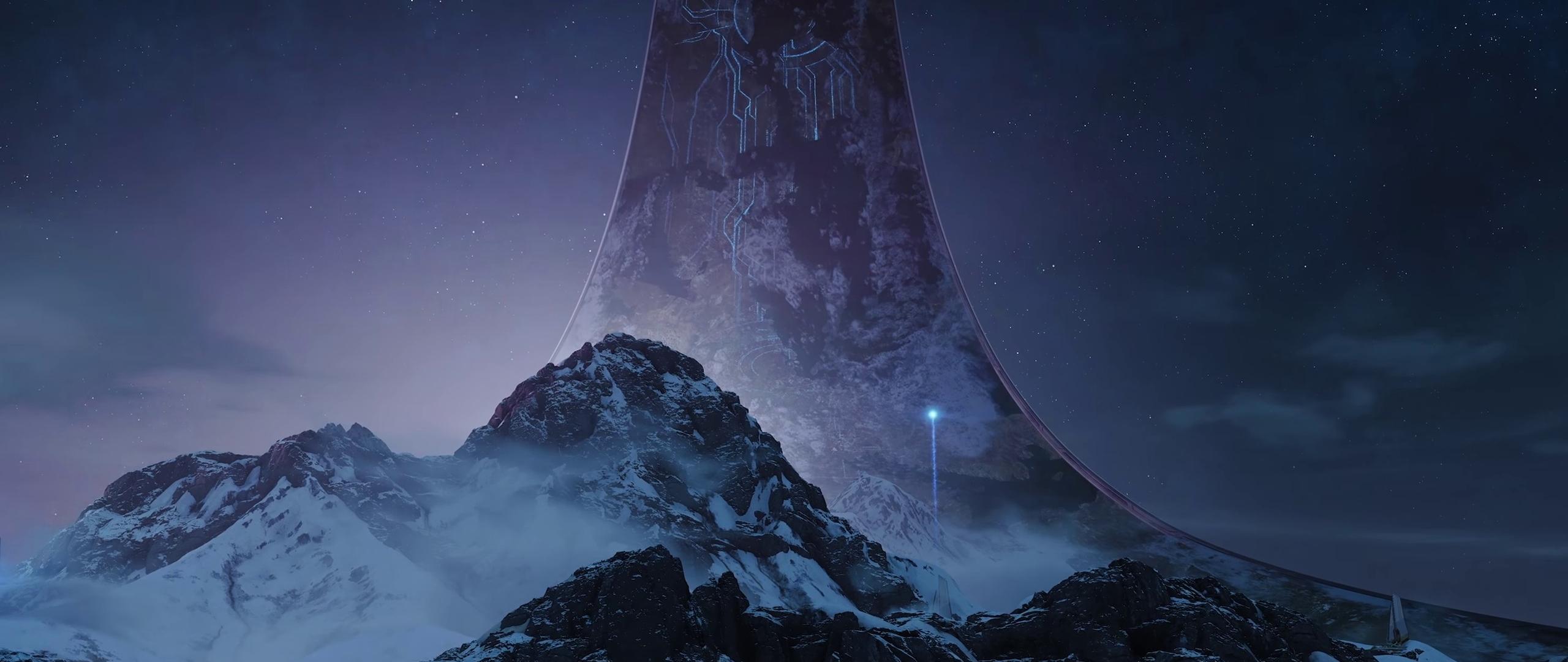 Halo Infinite Video Game Still 2018 Full Hd 2k Wallpaper