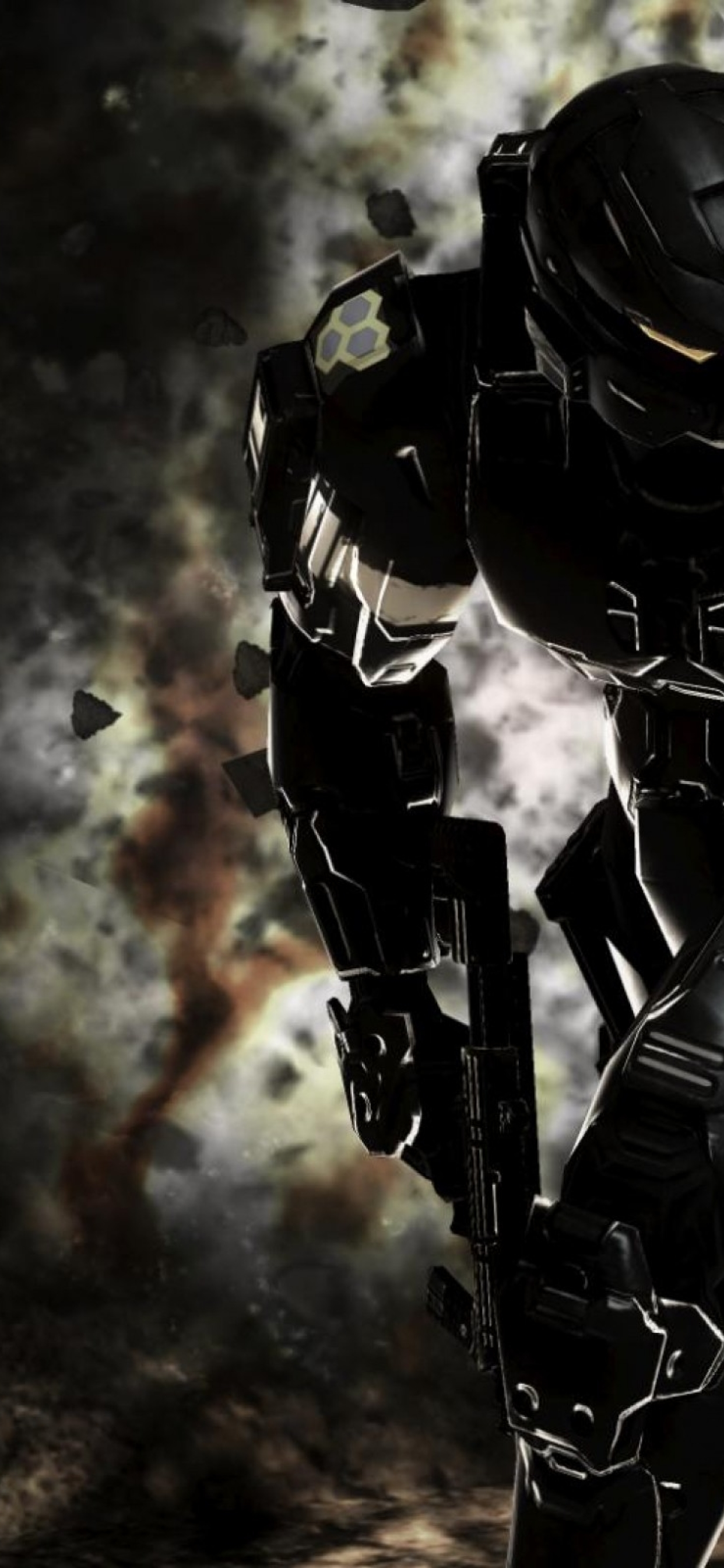 1242x2688 Halo Master Chief Spartan Iphone Xs Max