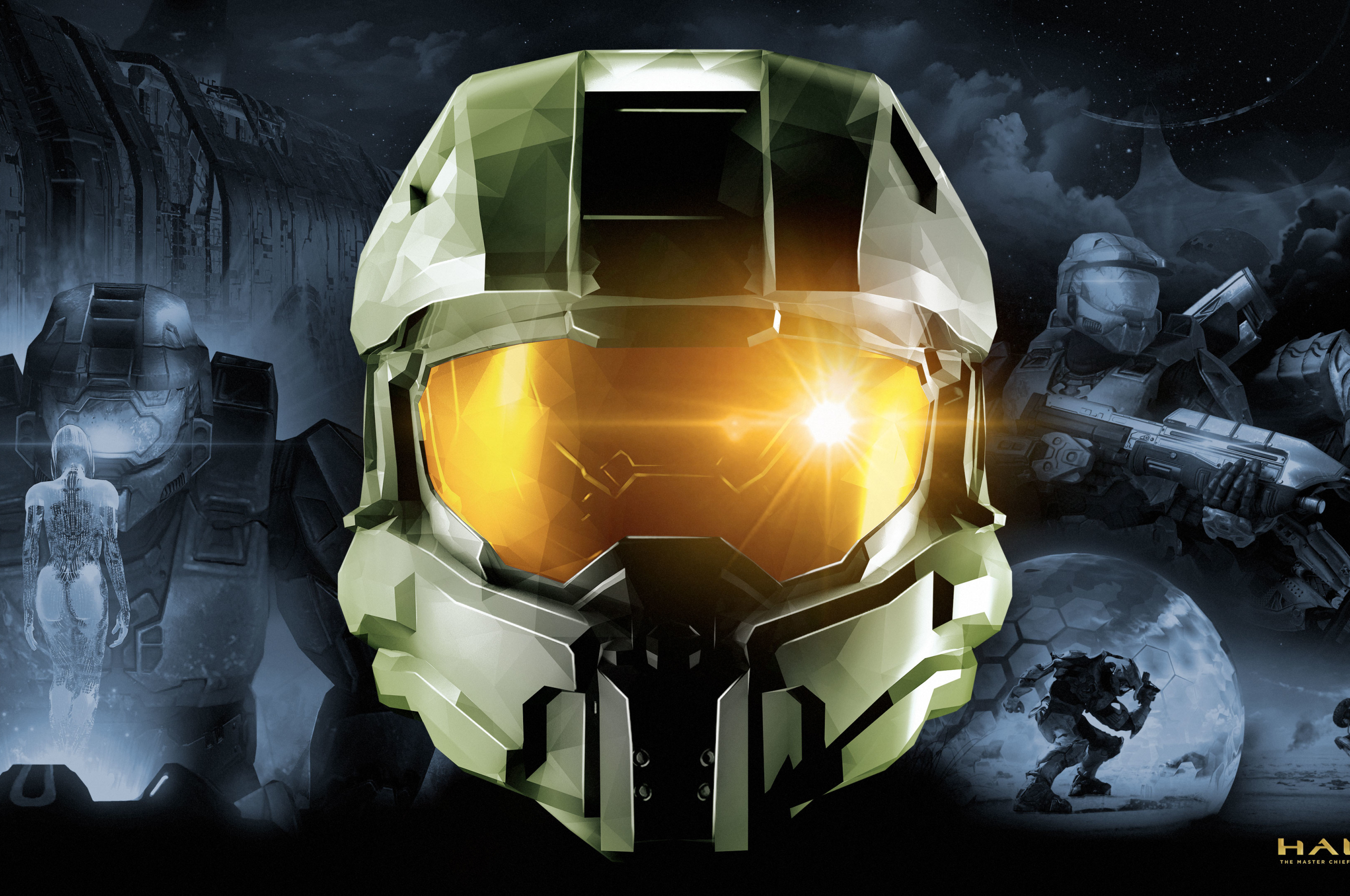 2560x1700 Halo The Master Chief Chromebook Pixel Wallpaper Hd Games 4k Wallpapers Images Photos And Background Wallpapers Den