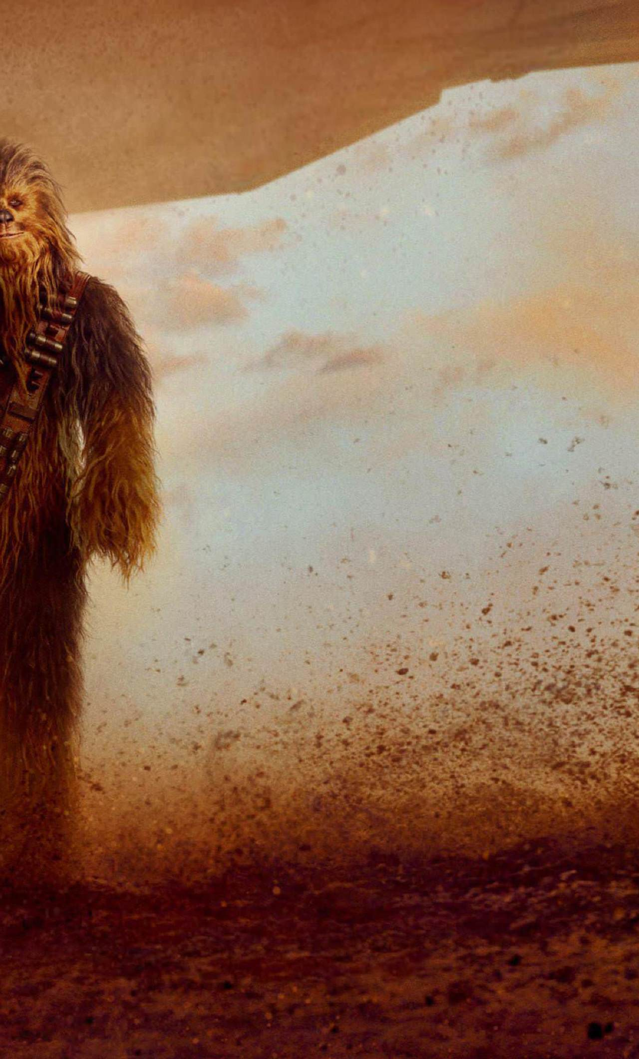1280x2120 Han Solo And Chewbacca In Solo A Star Wars Story Iphone 6 Plus Wallpaper Hd Movies 4k Wallpapers Images Photos And Background