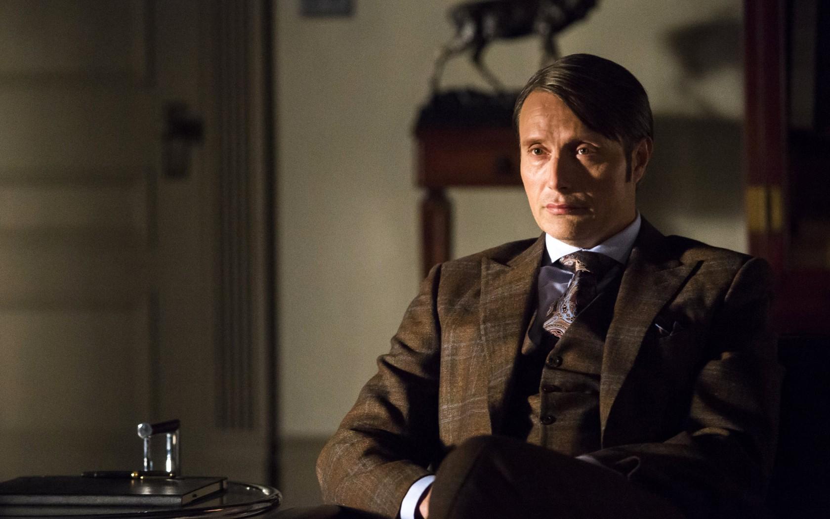 Hannibal, Mads Mikkelsen, Doctor Wallpaper, HD TV Series