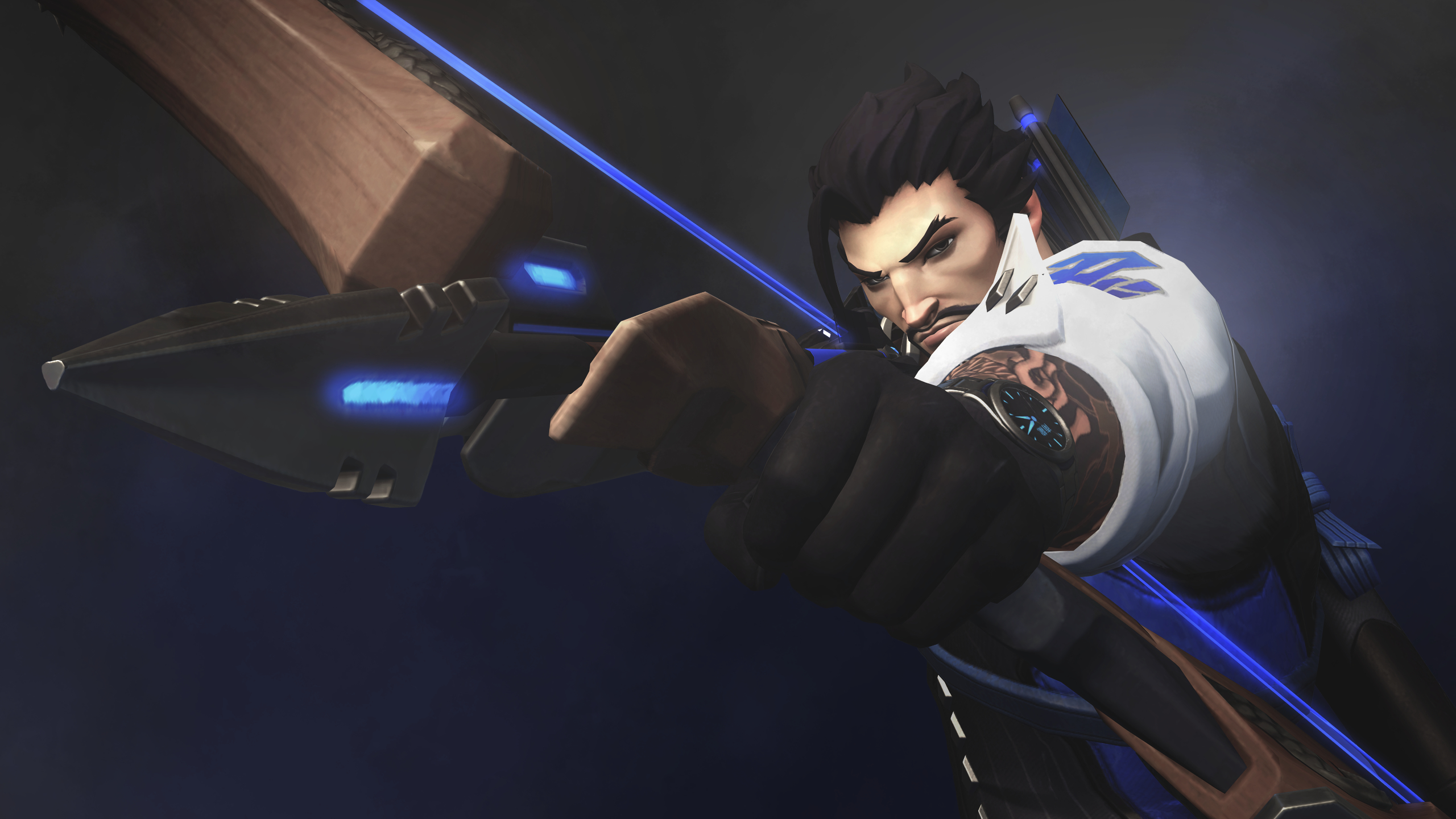 Hanzo Overwatch Wallpaper Hd Games 4k Wallpapers Images