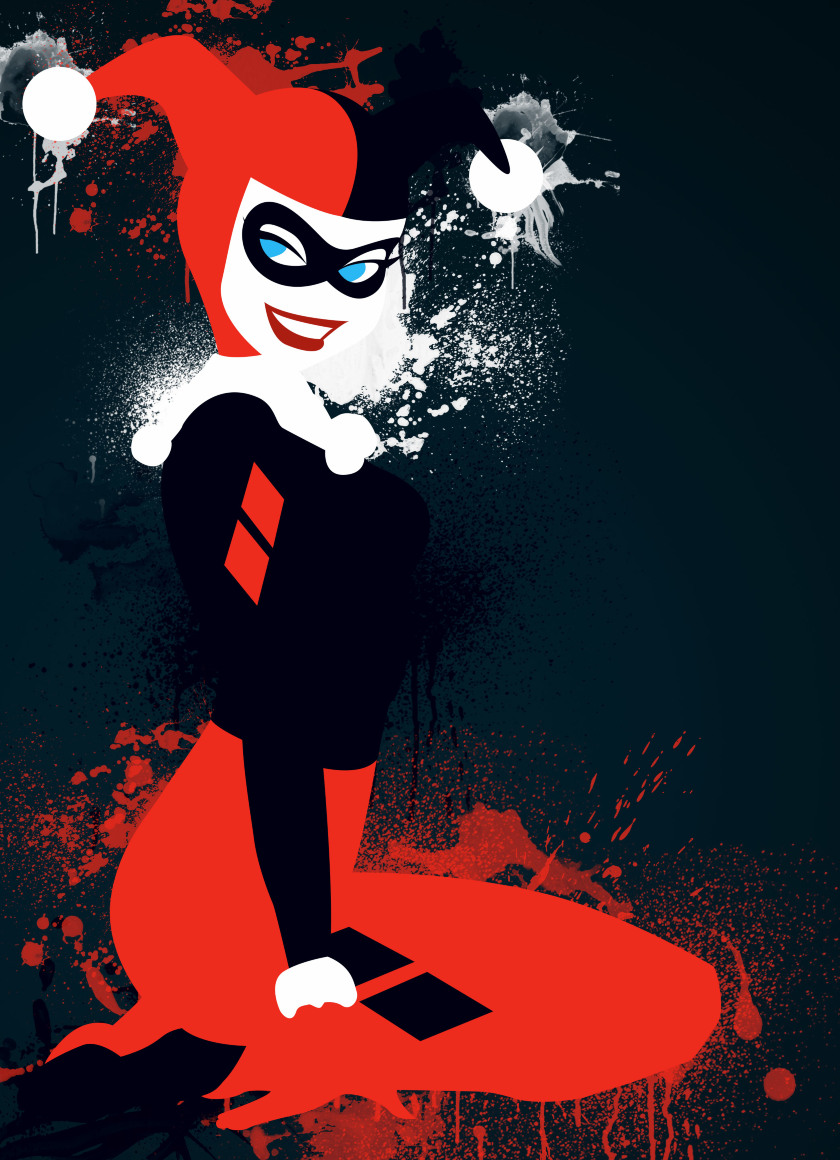 Original Harley Quinn Phone Wallpaper