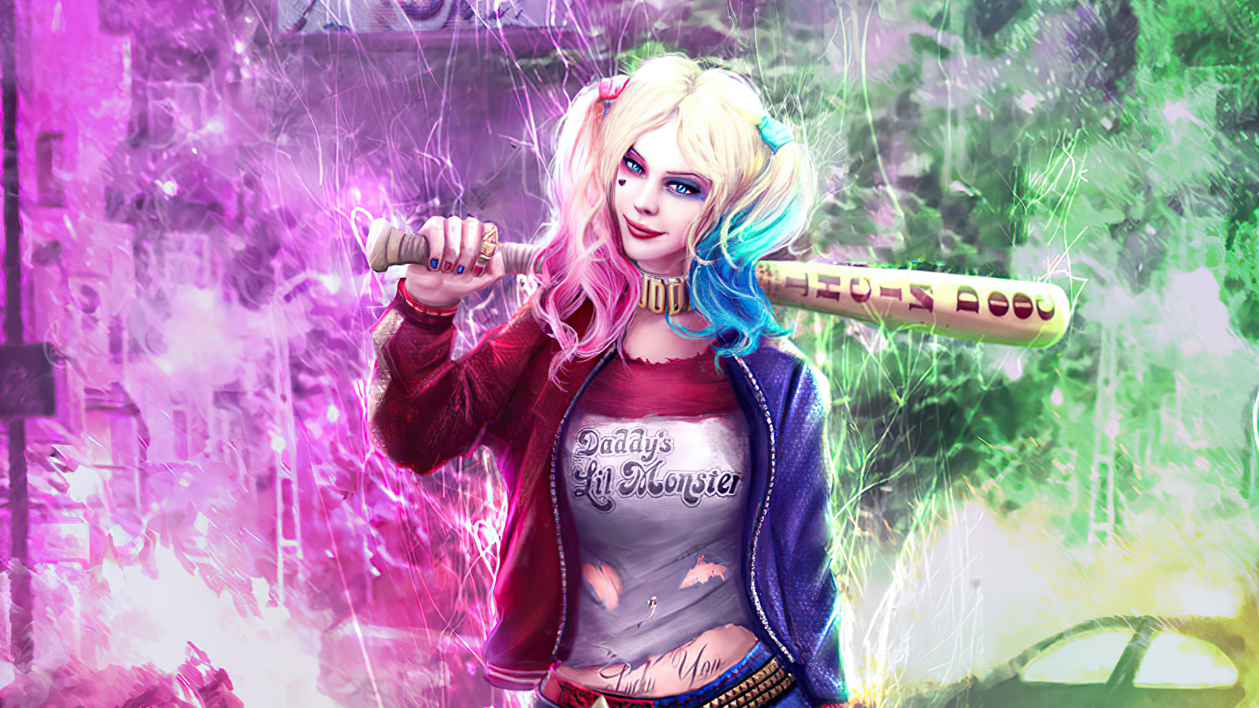 1280x1024 Harley Quinn New Fan Art 1280x1024 Resolution Wallpaper Hd Superheroes 4k Wallpapers Images Photos And Background