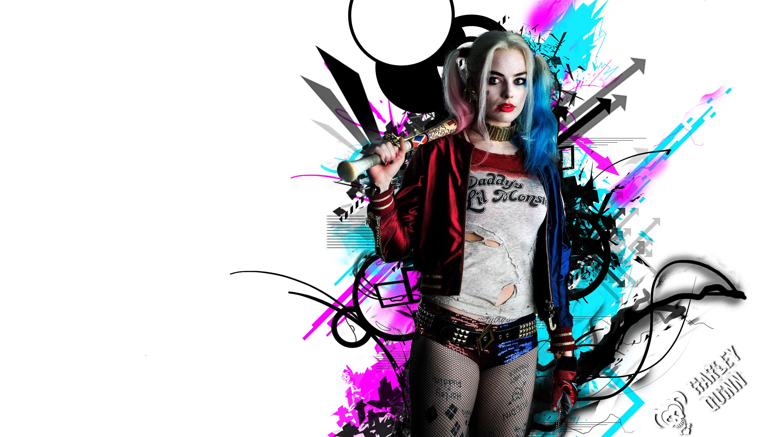 2560x1440 Harley Quinn 1440p Resolution Wallpaper Hd