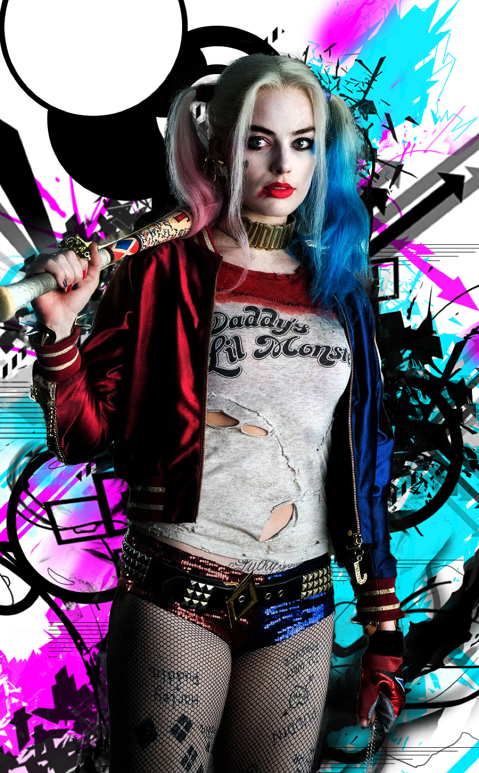 Harley quinn full hd 2k wallpaper - Harley quinn hd wallpapers for android ...