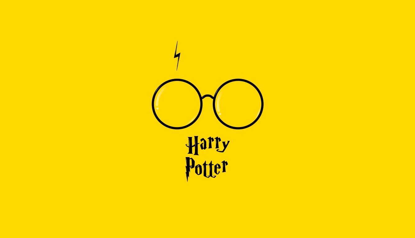 1336x768 Harry Potter Minimalist Hd Laptop Wallpaper Hd
